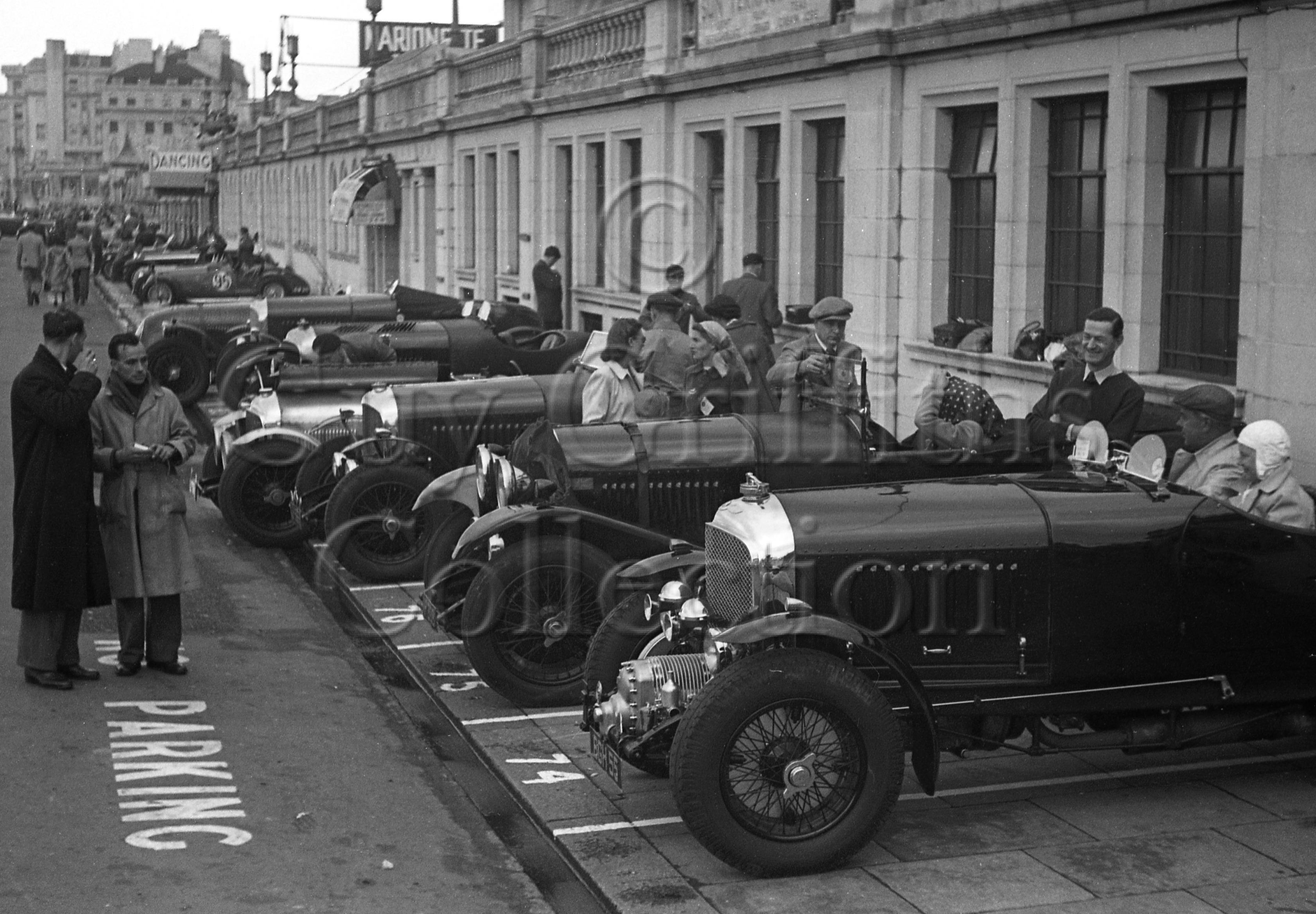 36-384–Bentley–Brighton–02-09-1950-copy.jpg - Guy Griffiths Collection