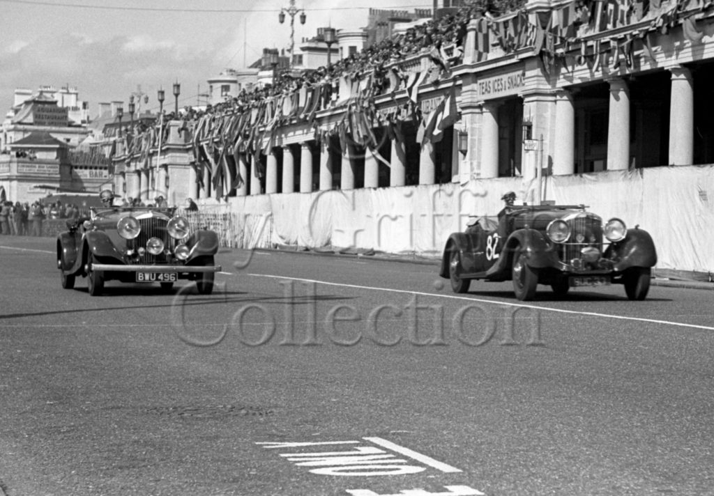36-453–G-Maxwell–Bentley–Brighton–02-09-1950.jpg - Guy Griffiths Collection