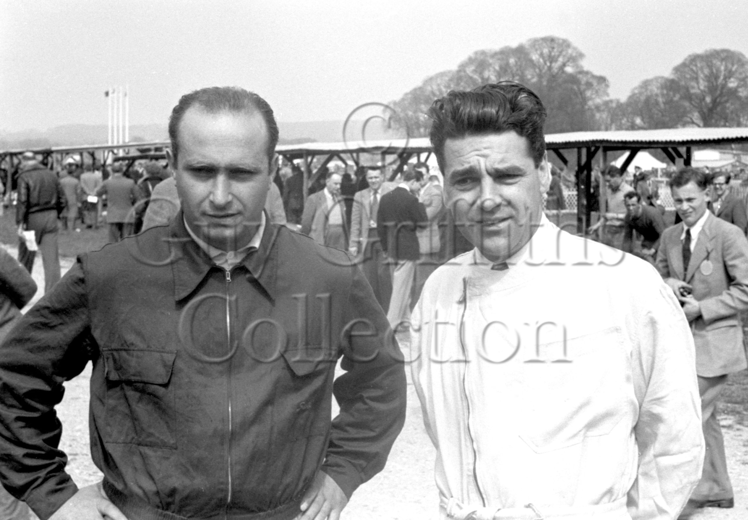 53-111–J–Fangio-and-J-Cooper–Goodwood–14-04-52.jpg - Guy Griffiths Collection