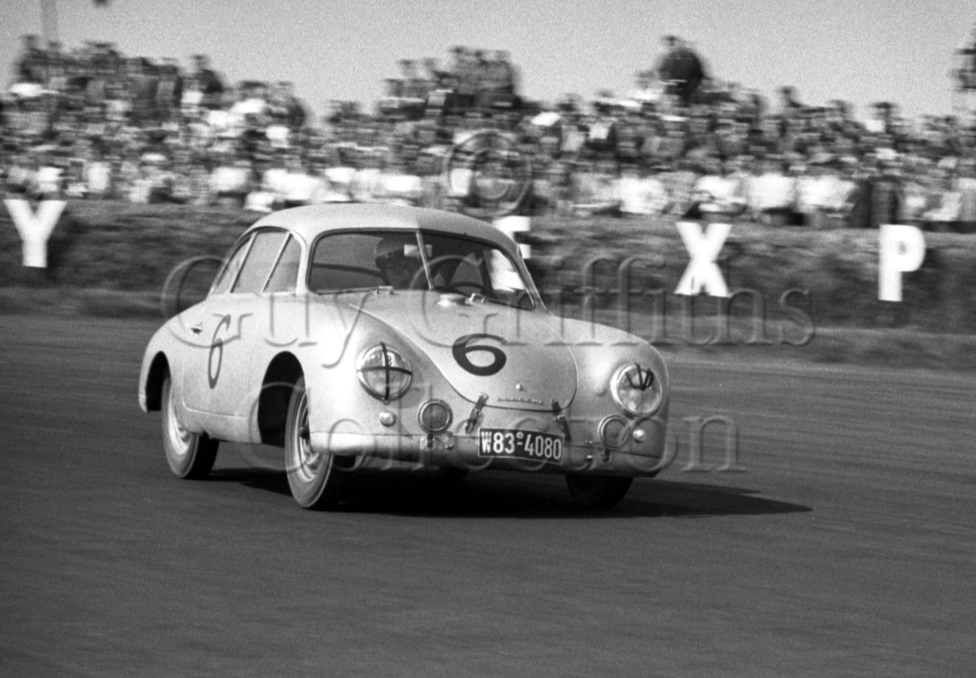 68-843–Baron-von-Hanstein–Porsche–Silverstone–09-05-1953.jpg - Guy Griffiths Collection