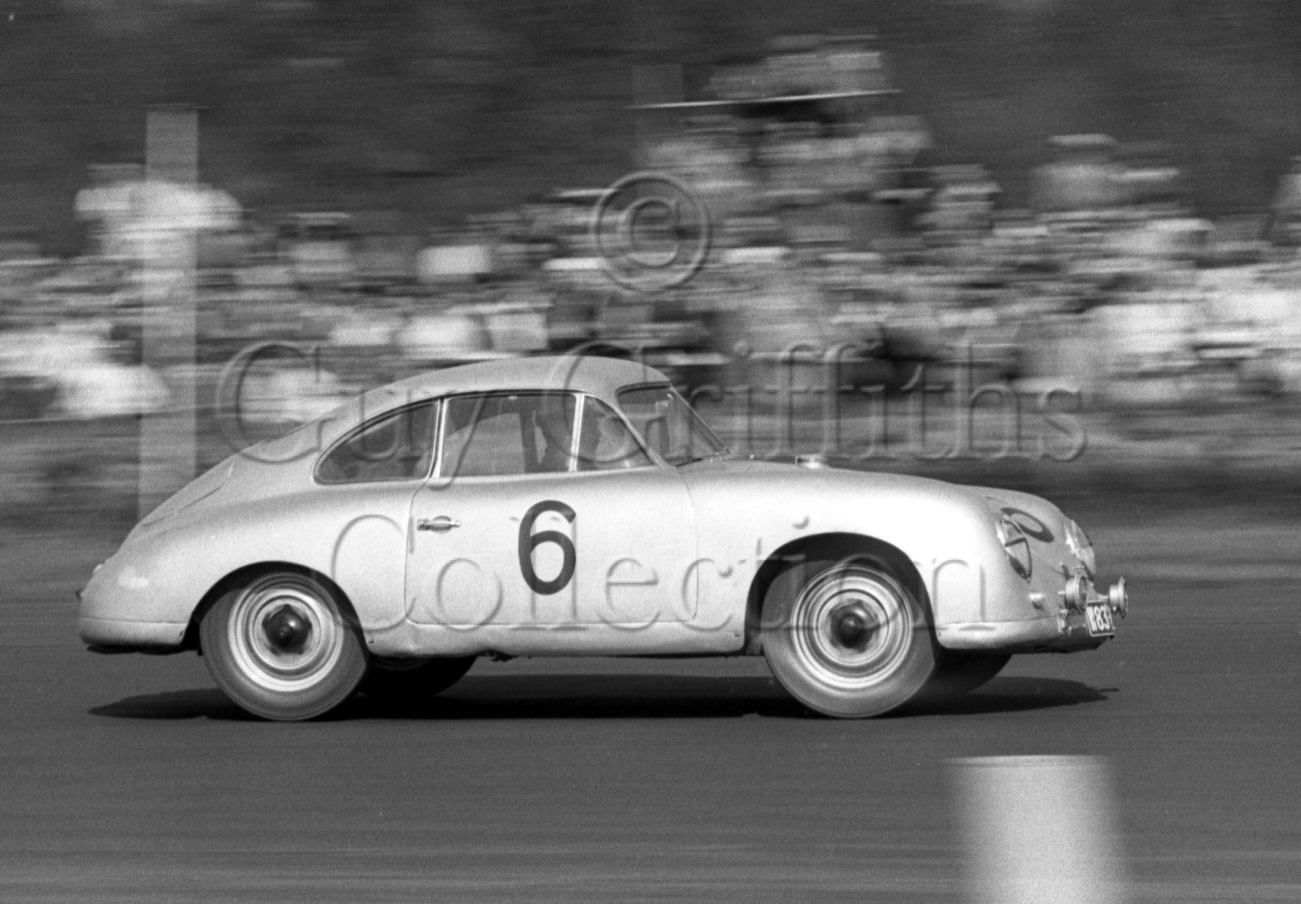 68-875–Baron-von-Hanstein–Porsche–Silverstone–09-05-1953.jpg - Guy Griffiths Collection