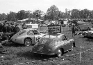 105-694–R-Ellis–Nash-Healey–Oulton-Park–29-05-1967.jpg - Guy Griffiths Collection
