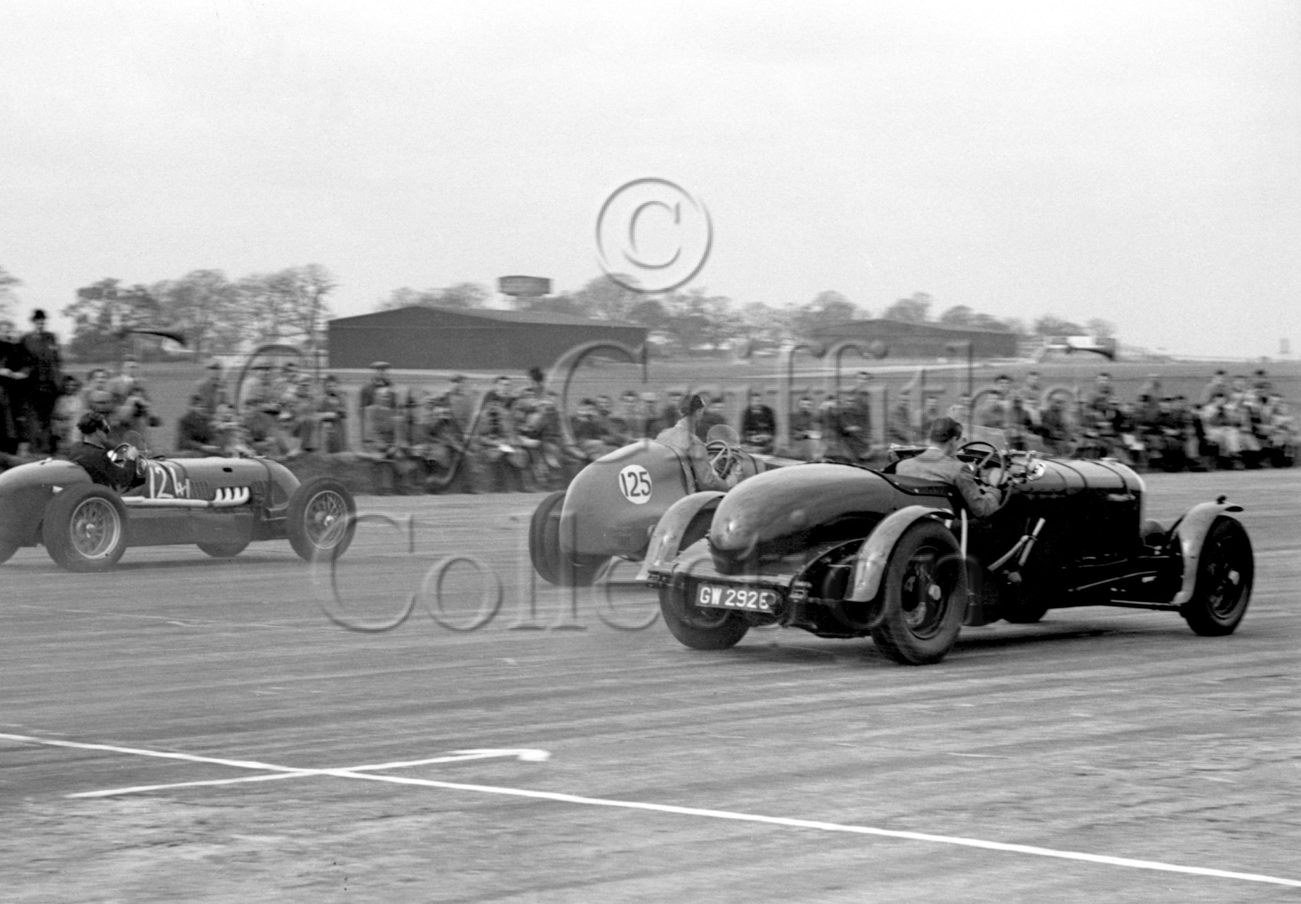 13-185–L-Johnson–Bentley–Silverstone–23-04-1949.jpg - Guy Griffiths Collection