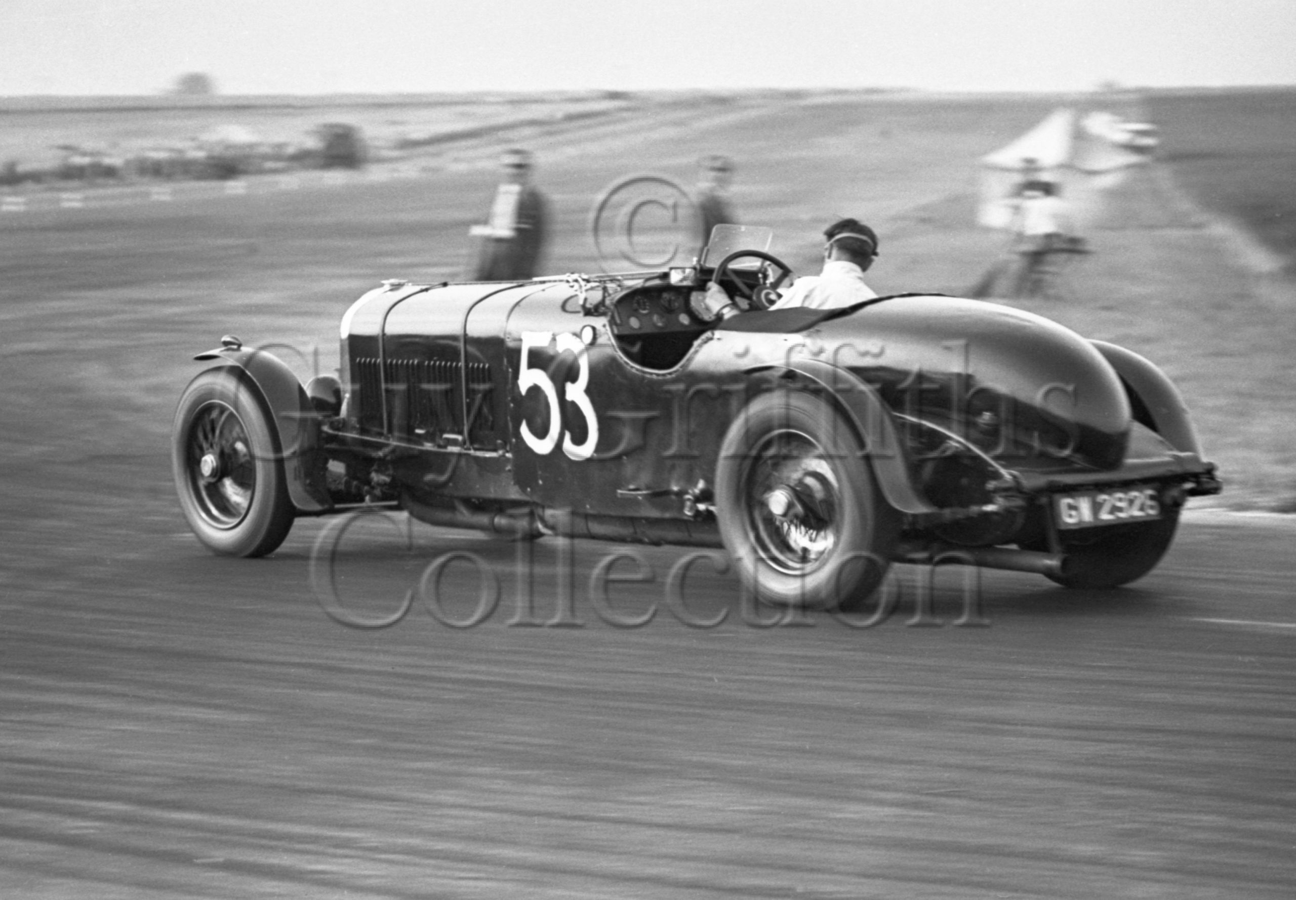 19-291–L-Johnson–Bentley–Silverstone–23-07-1949.jpg - Guy Griffiths Collection