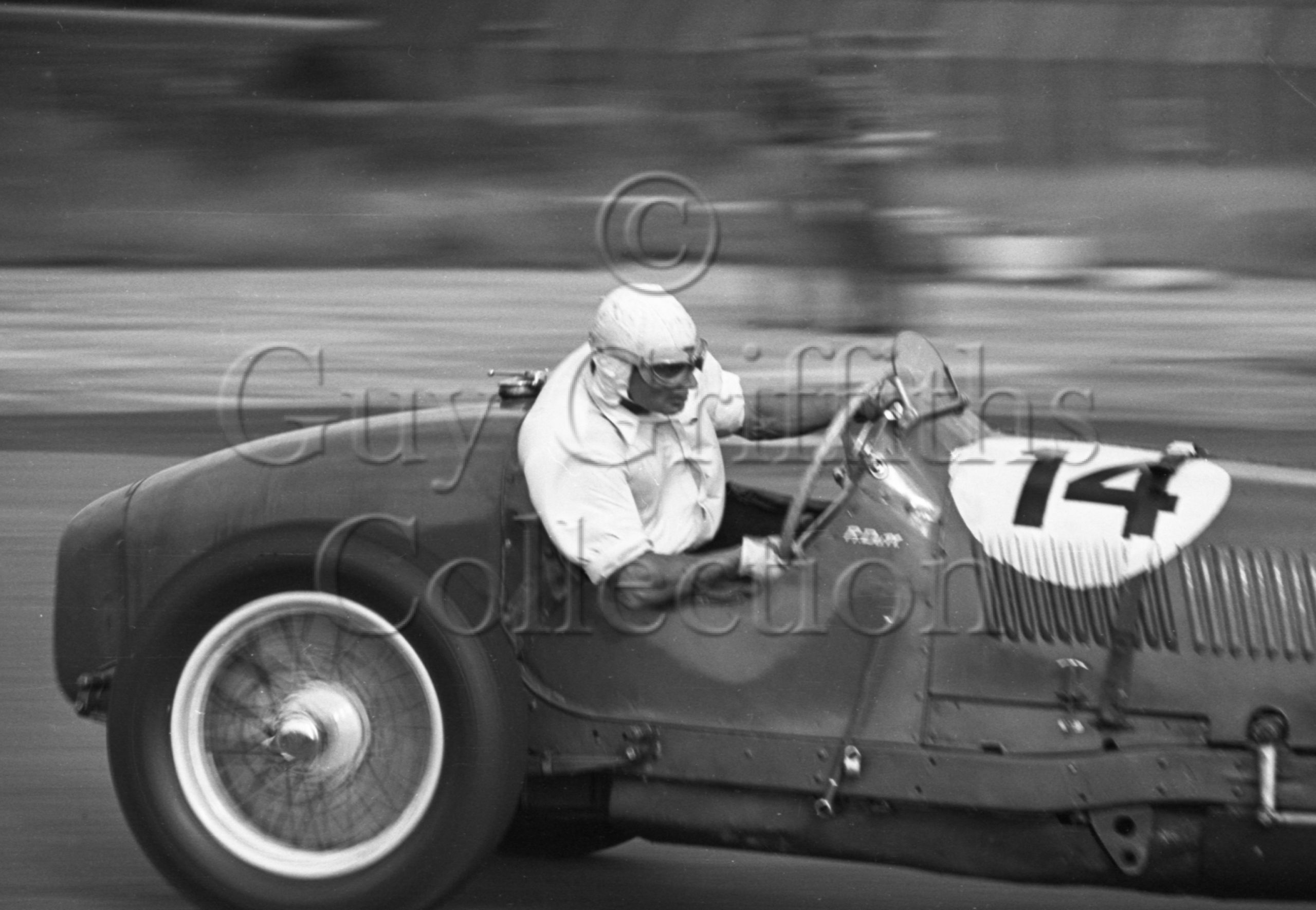 24-476–R-Dutt–Maserati–Goodwood–17-09-1949.jpg - Guy Griffiths Collection