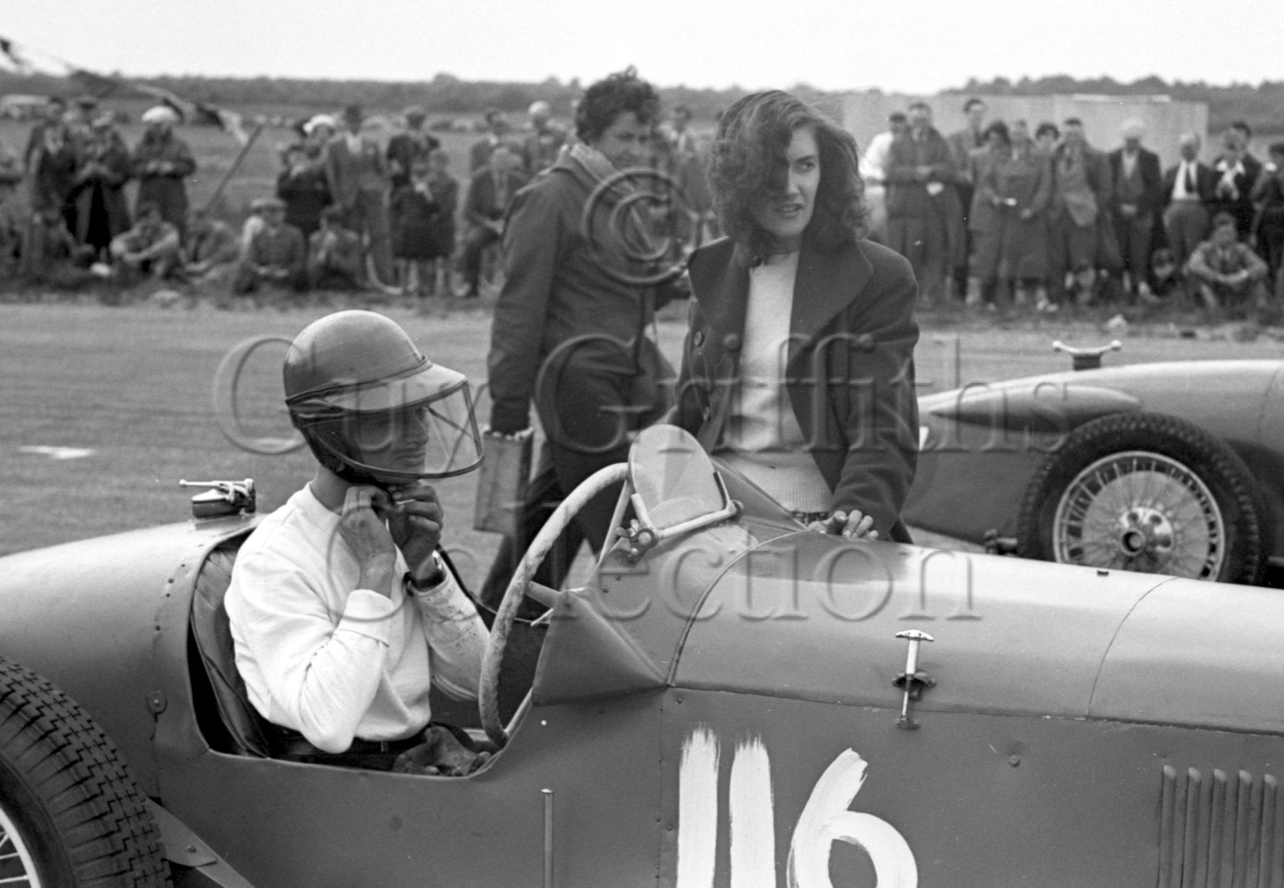 33-242–R-Dutt–Maserati–Silverstone–24-06-1950.jpg - Guy Griffiths Collection