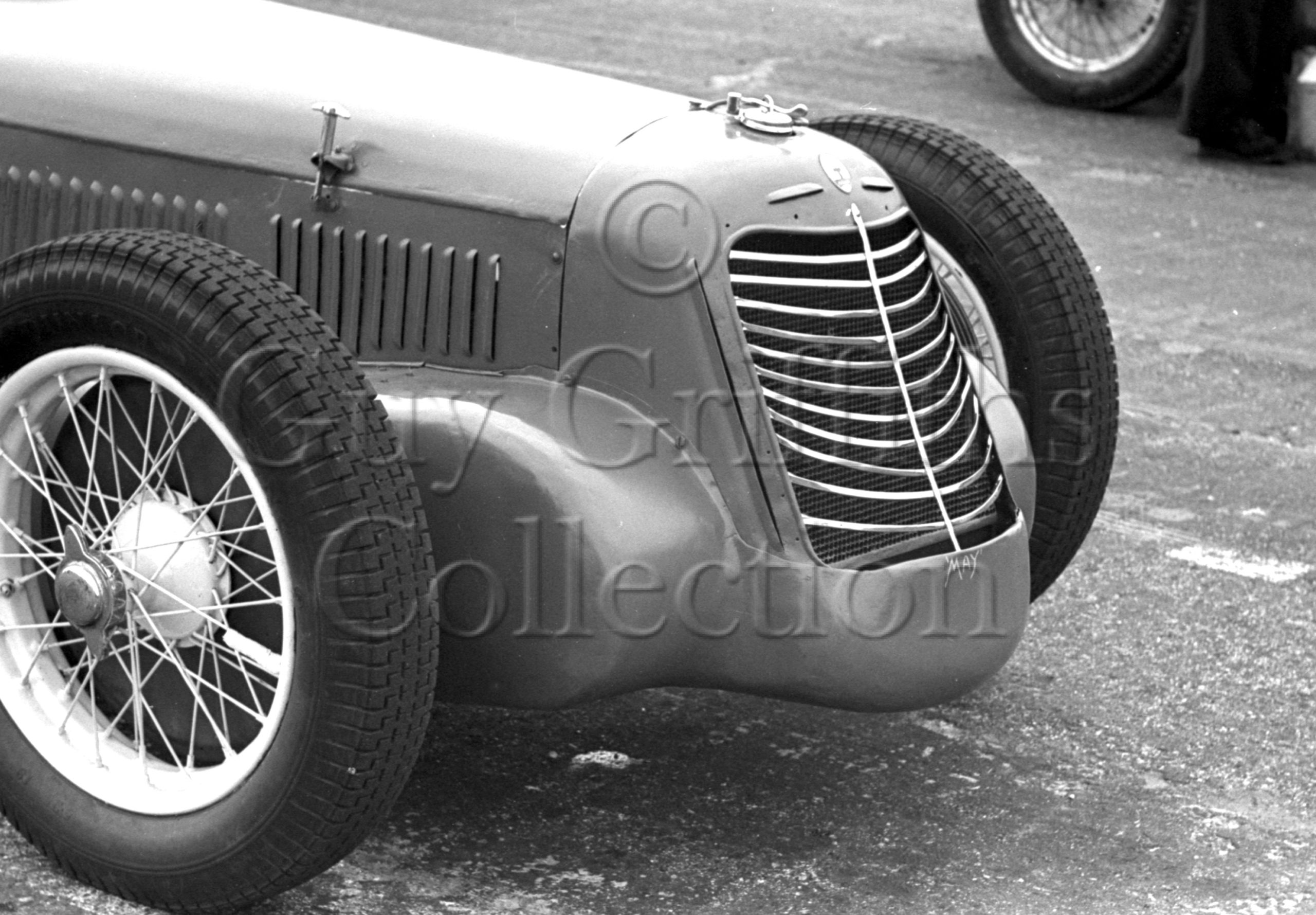 33-243–R-Dutt–Maserati–Silverstone–24-06-1950.jpg - Guy Griffiths Collection