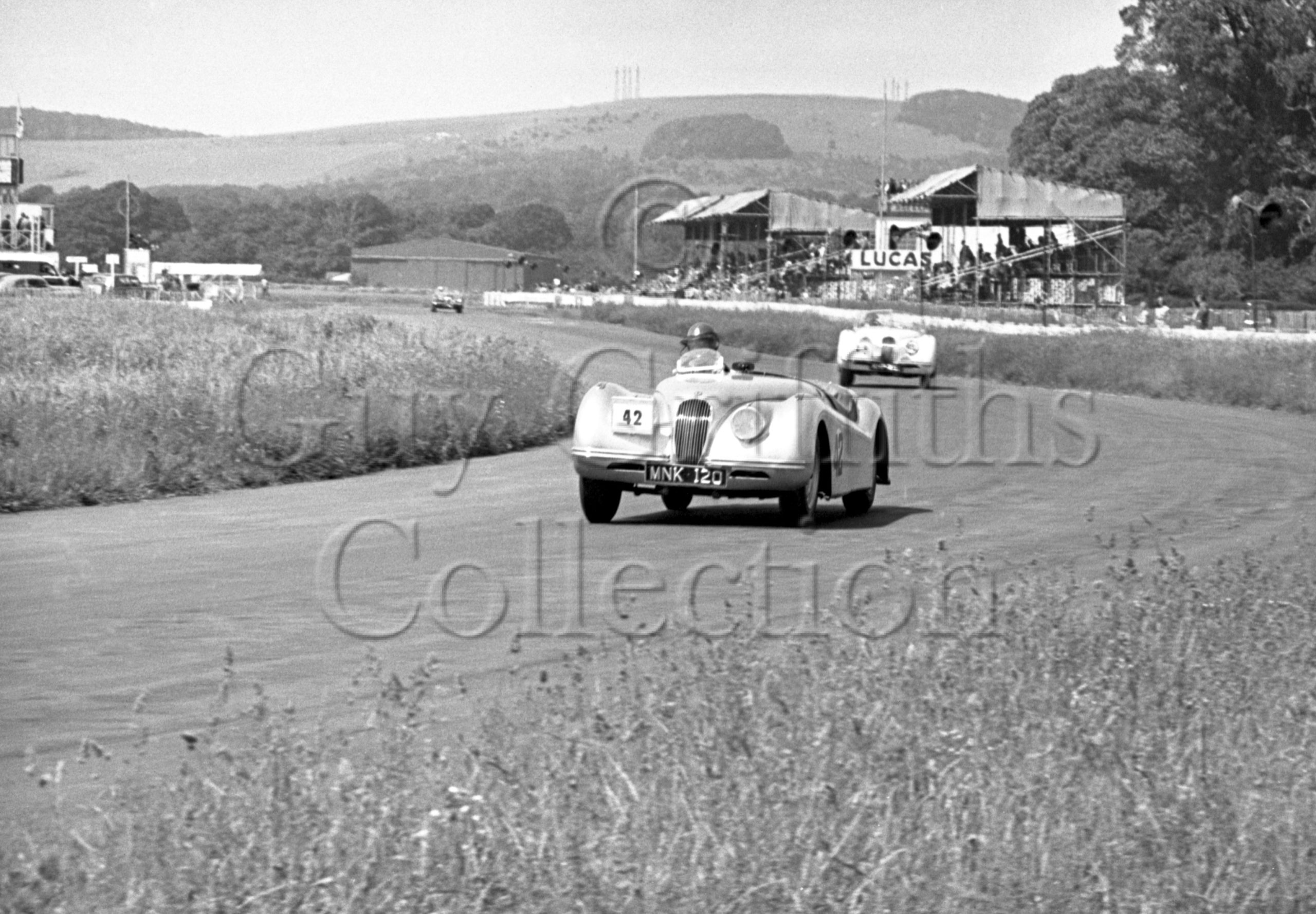 46-52–D-Russell–Jaguar–Goodwood–16-06-1951.jpg - Guy Griffiths Collection