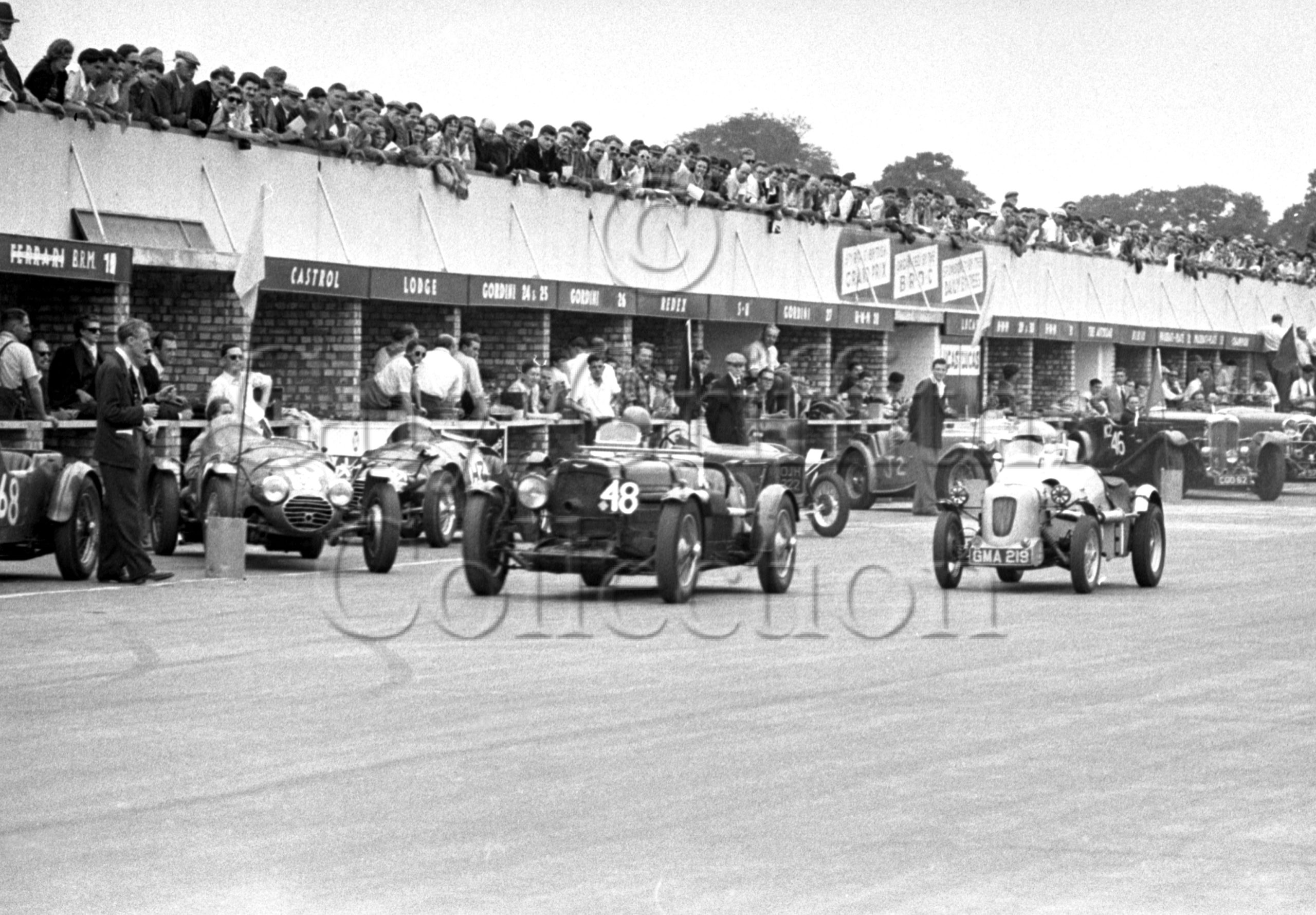 58-613–R-F-McNab-Meredith–Aston-Martin-CMC-614–Silverstone–26-07-1952.jpg - Guy Griffiths Collection