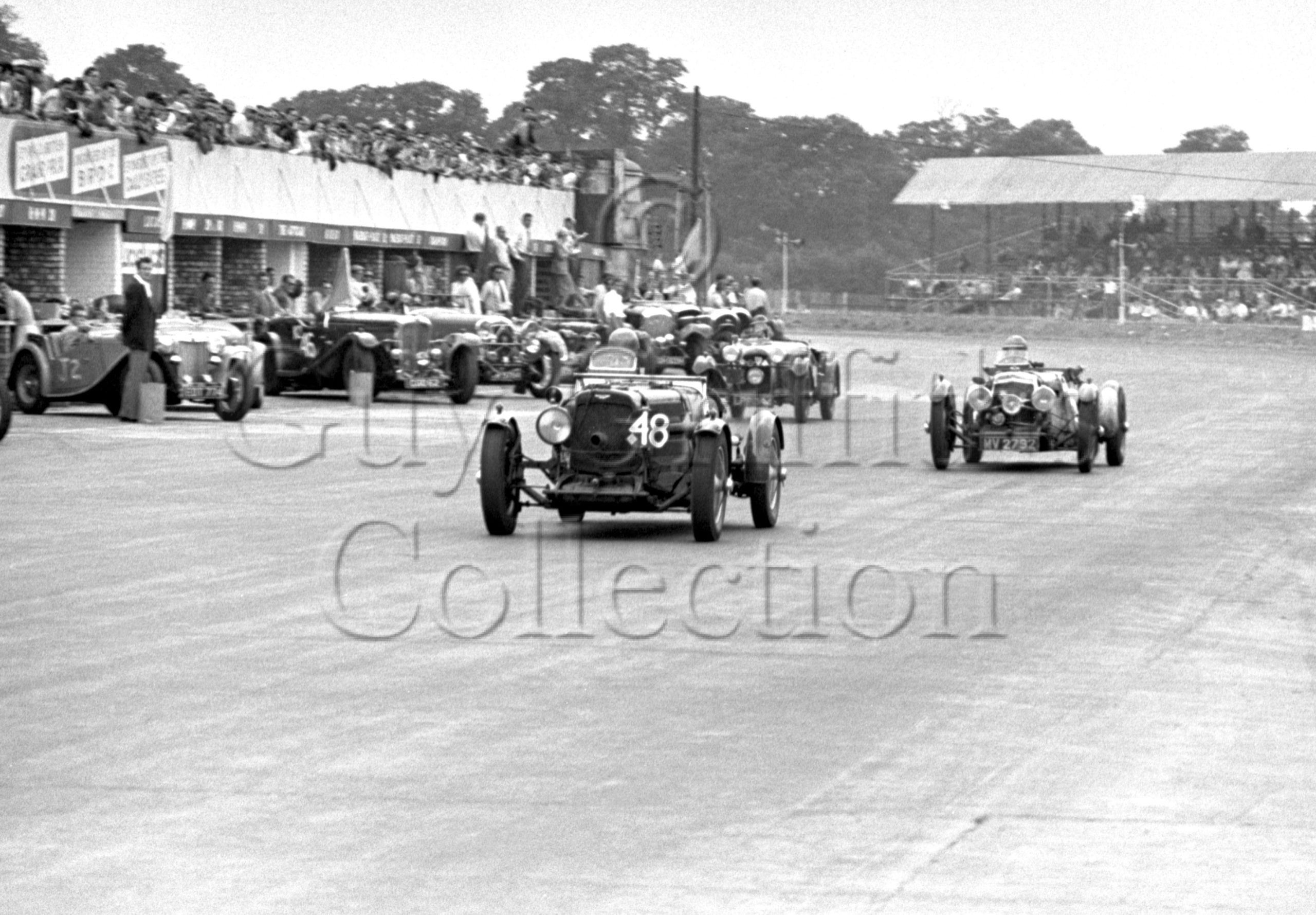 58-614–R-F-McNab-Meredith–Aston-Martin-CMC-614–Silverstone–26-07-1952.jpg - Guy Griffiths Collection