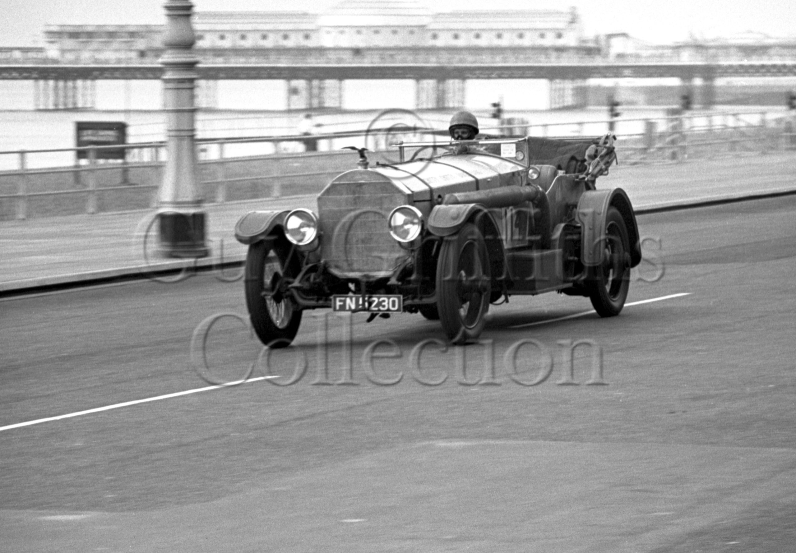 60-1003–P-Harris-Mayes–Maybach-Mercedes–Brighton–06-09-1952.jpg - Guy Griffiths Collection