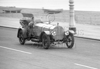 61-25–P-Harris-Mayes–Maybach-Mercedes–Brighton–06-09-1952.jpg - Guy Griffiths Collection