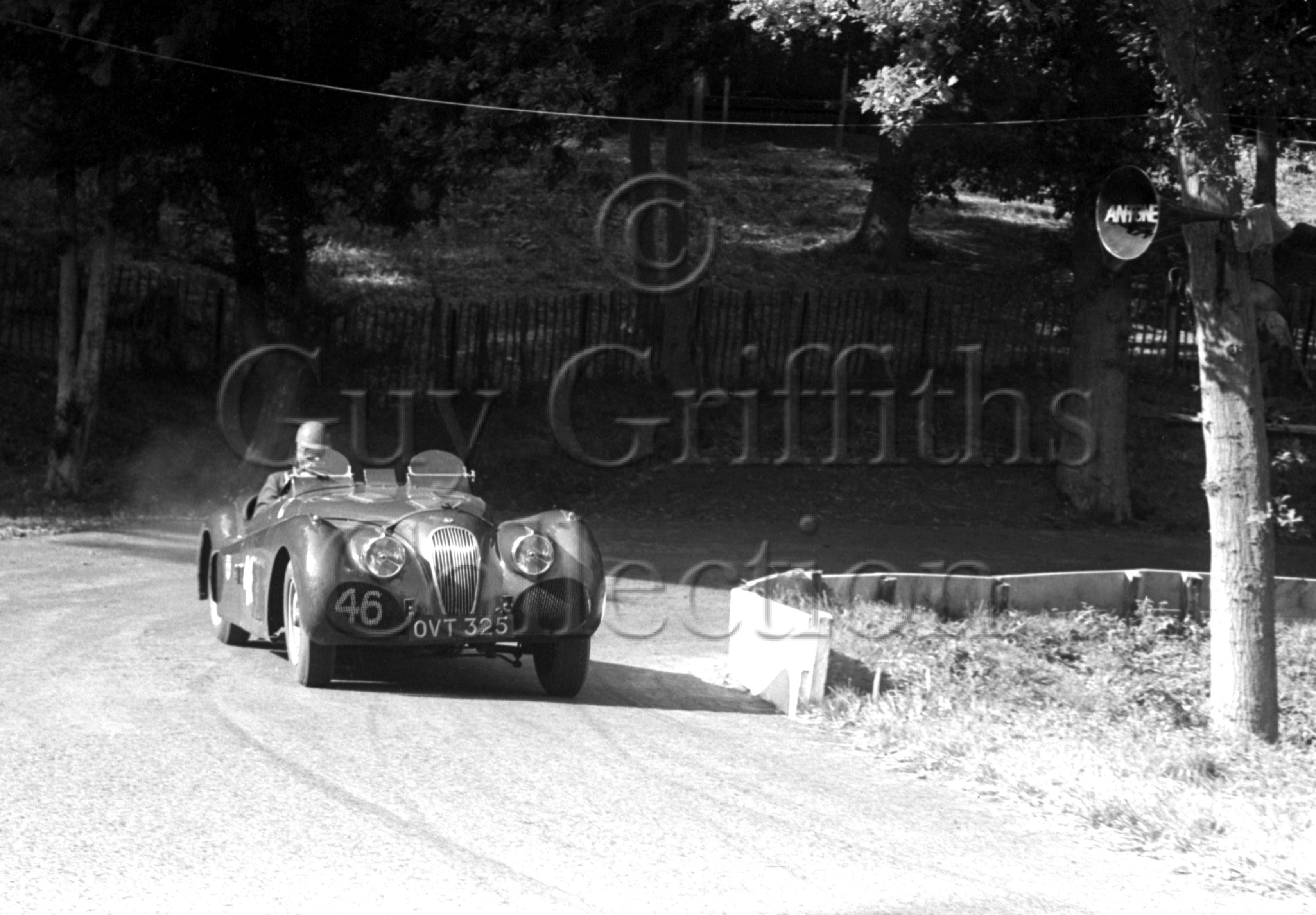 61-484–J-Swift–Jaguar-XK-120-OVT-325–Prescott–14-09-1952.jpg - Guy Griffiths Collection