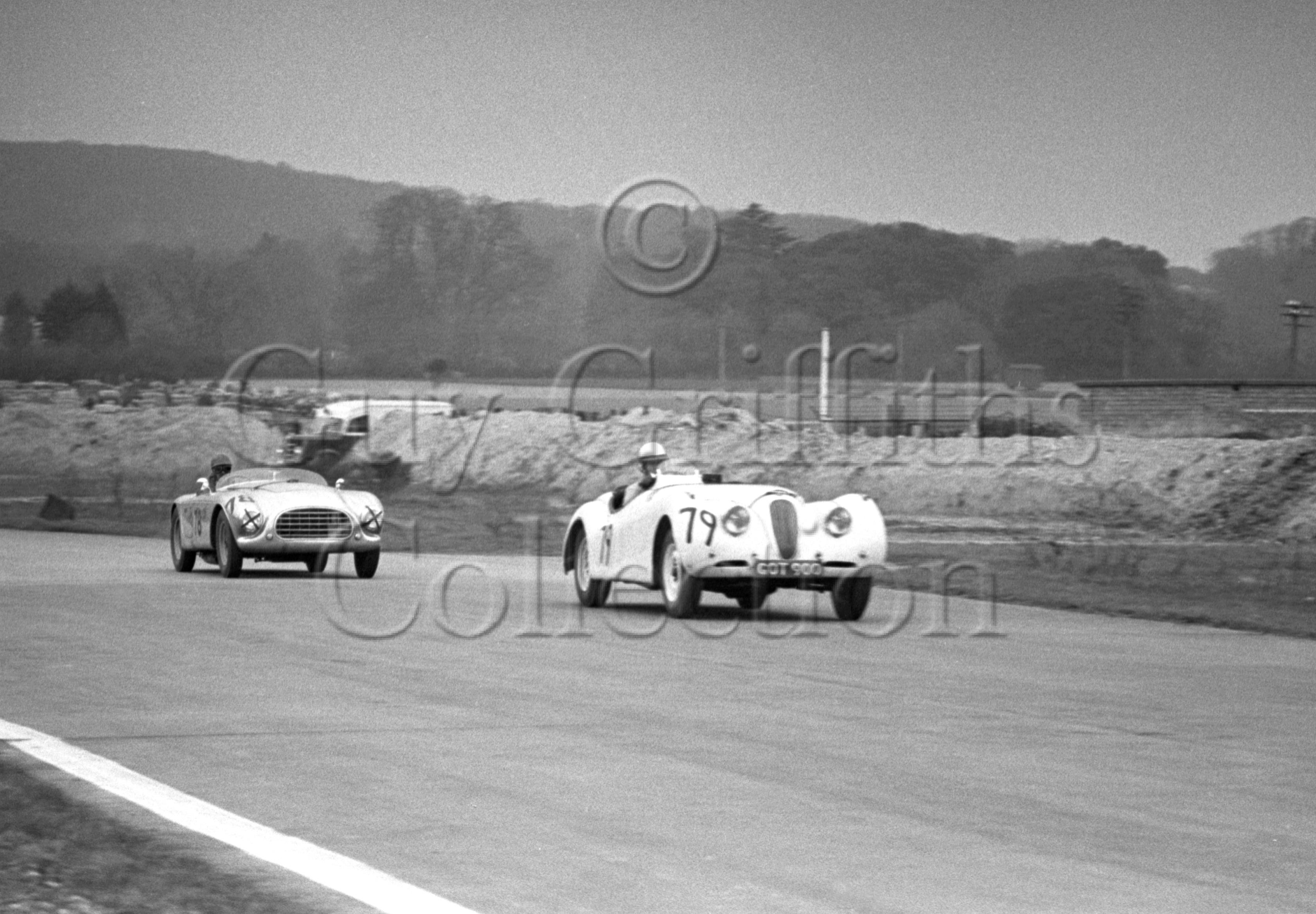 66-674–M-Head–Jaguar–Goodwood–06-04-1953.jpg - Guy Griffiths Collection