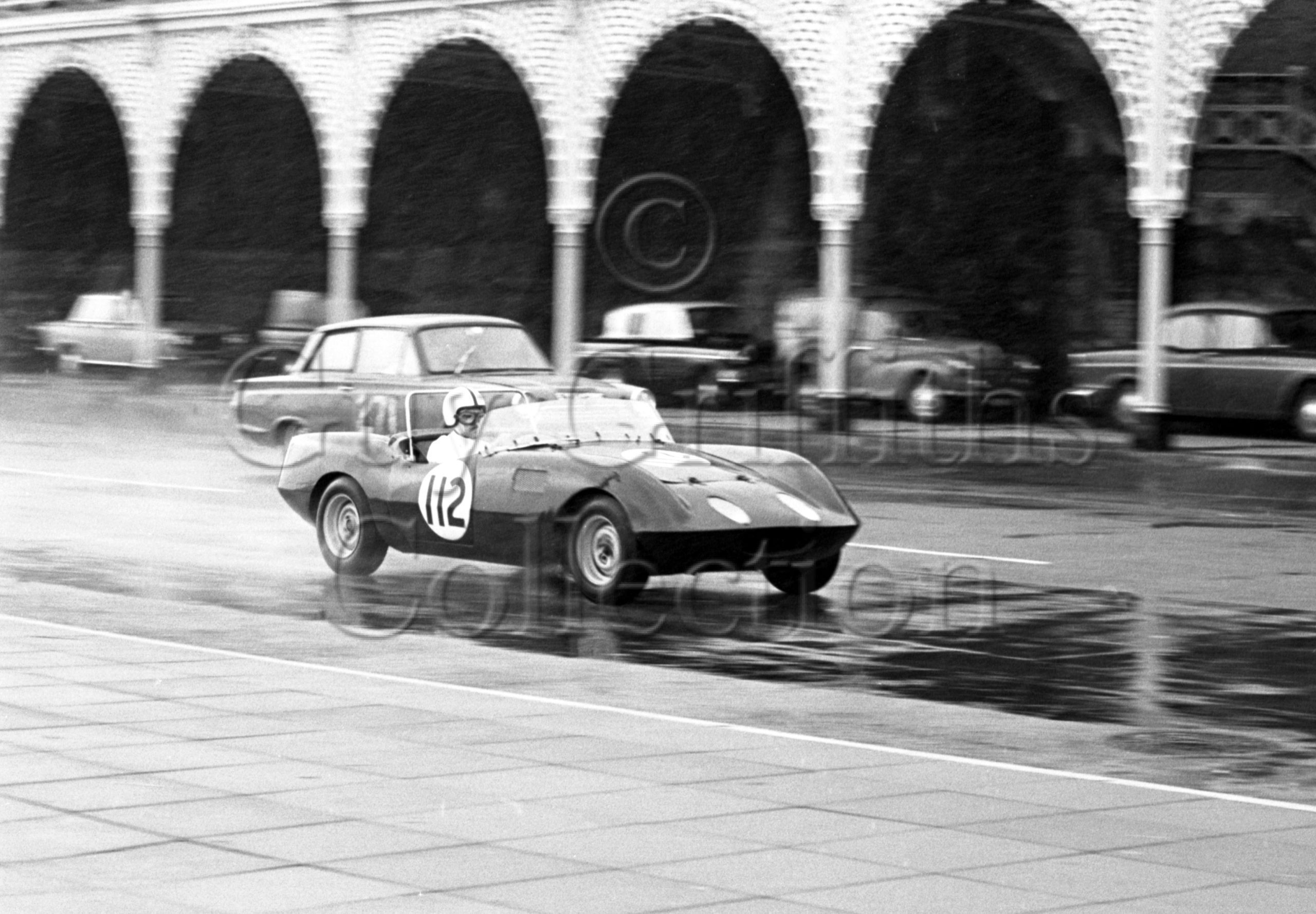 95-101–P-West-Manning–Elva-Courier–Brighton–11-09-1965.jpg - Guy Griffiths Collection