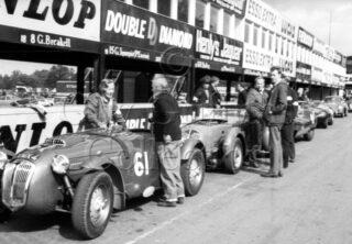 105-689–B-Haig–Frazer-Nash–Oulton-Park–29-05-1967.jpg - Guy Griffiths Collection