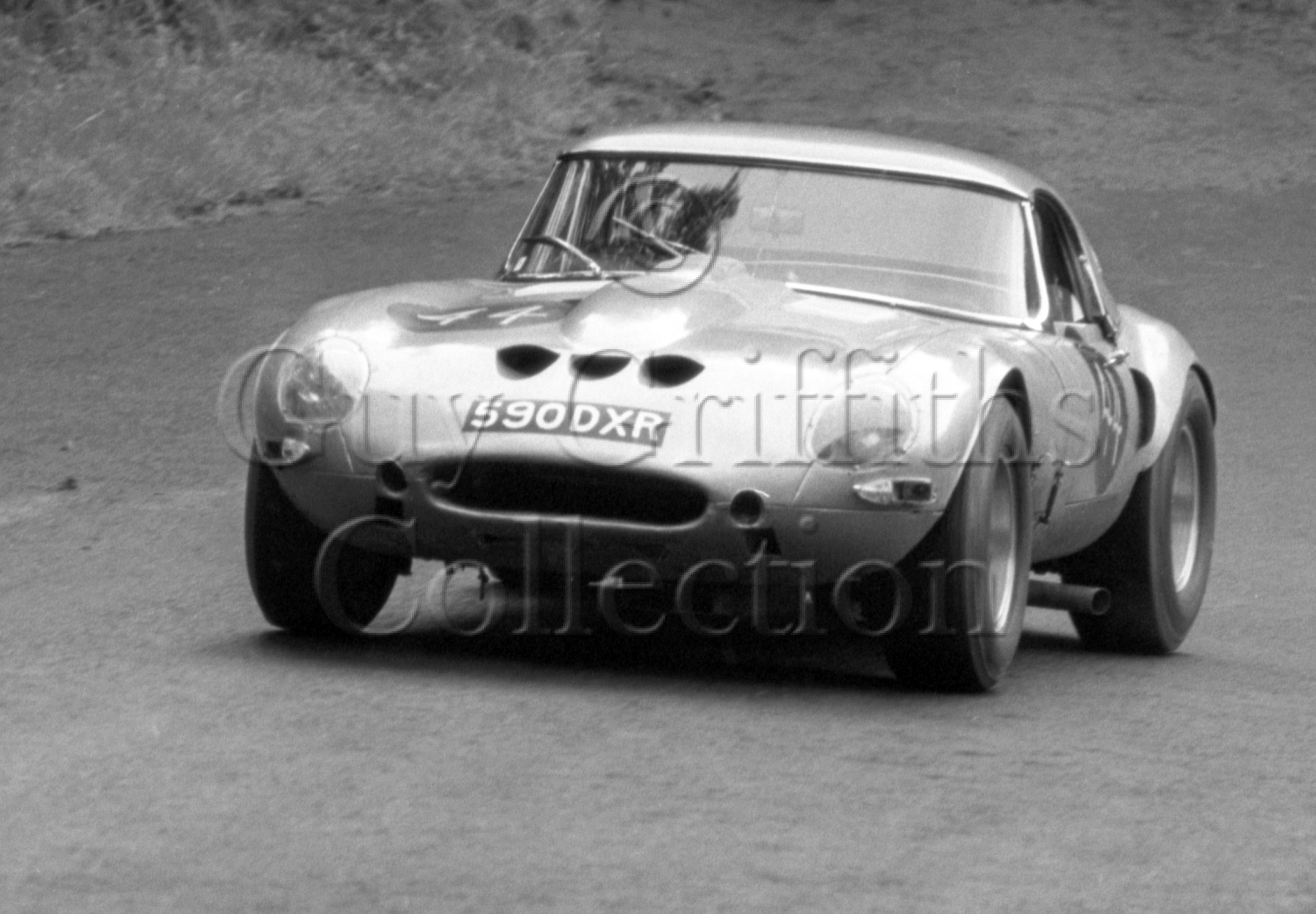 109-684–B-R-Williams–Jaguar-Egal-590-DXR–Shelsley-Walsh–14-07-1968.jpg - Guy Griffiths Collection