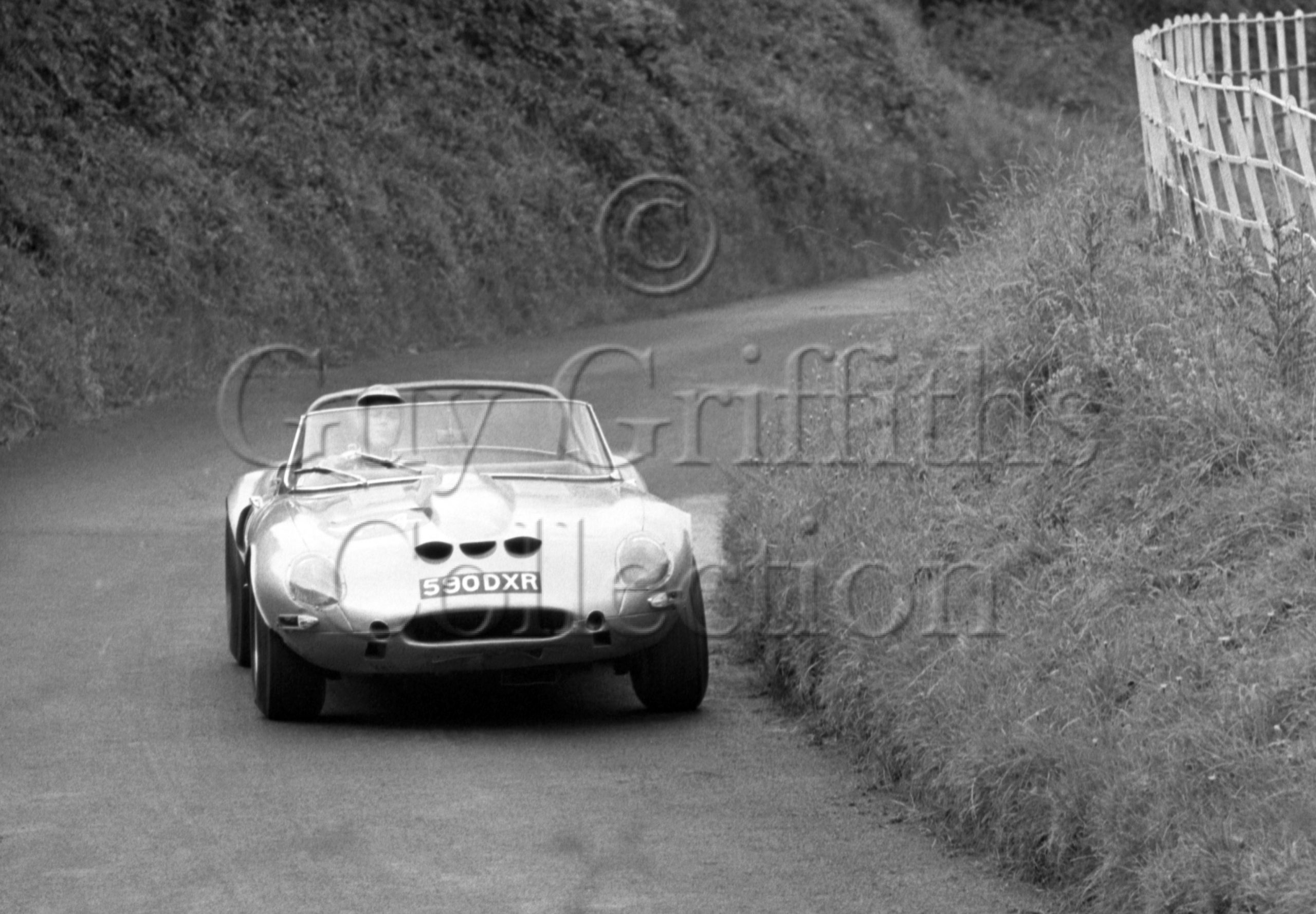 109-873–B-R-Williams–Jaguar-Egal-590-DXR–Shelsley-Walsh–14-07-1968.jpg - Guy Griffiths Collection
