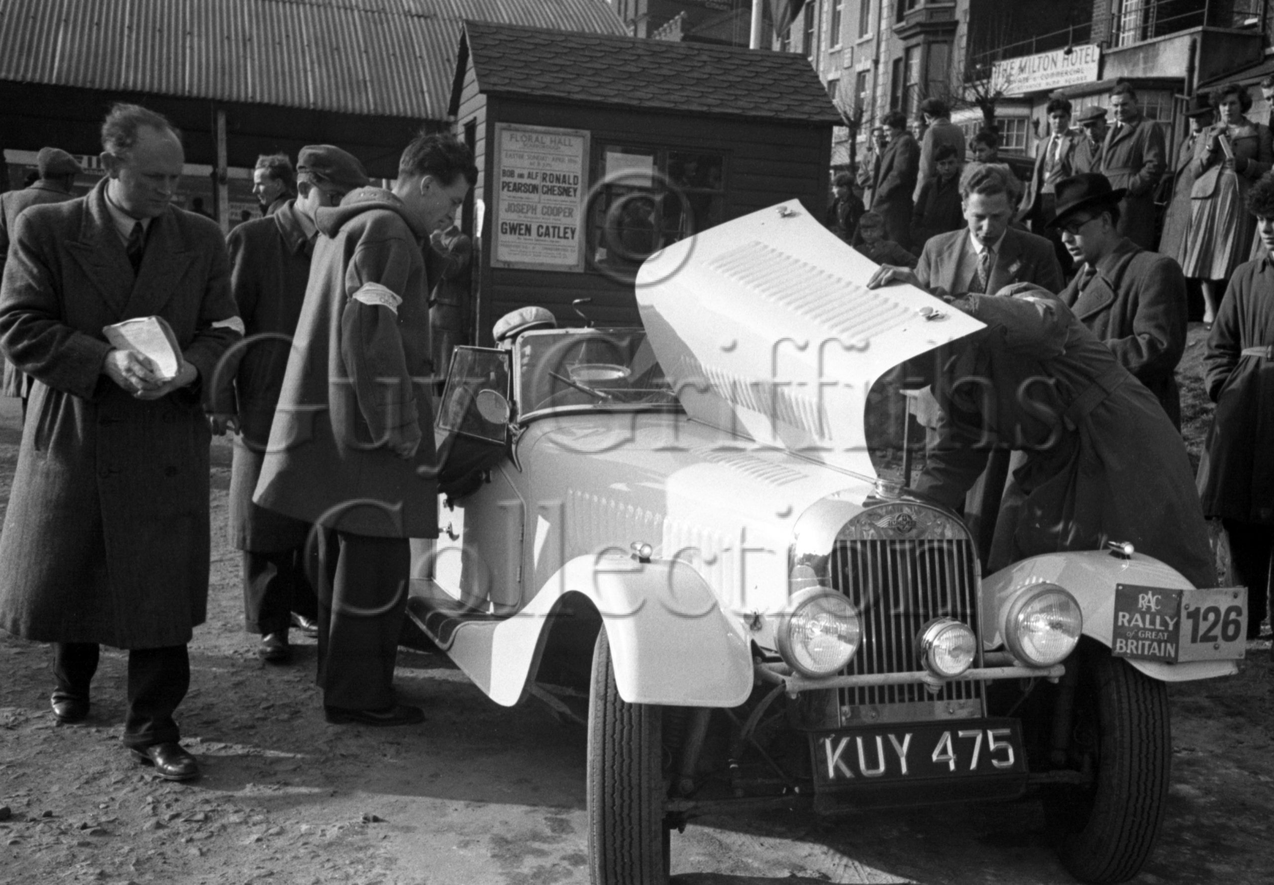 51-851–J-G-Reece–Morgan-Plus-4-KUY-475–RAC-Rally–31-03-1952.jpg - Guy Griffiths Collection