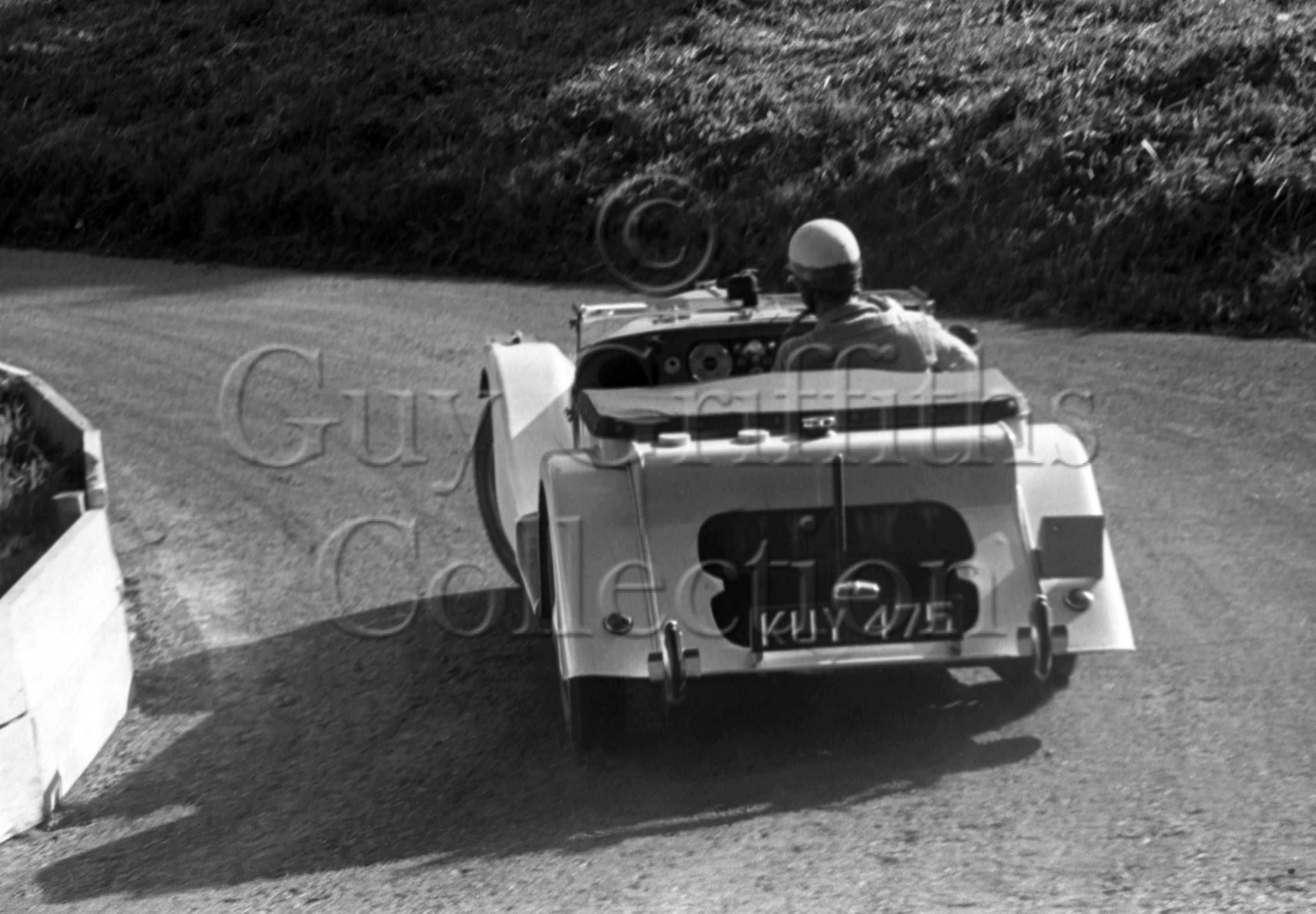 61-433–P-B-Reece–Morgan-Plus-4-KUY-475–Prescott–14-09-1952.jpg - Guy Griffiths Collection