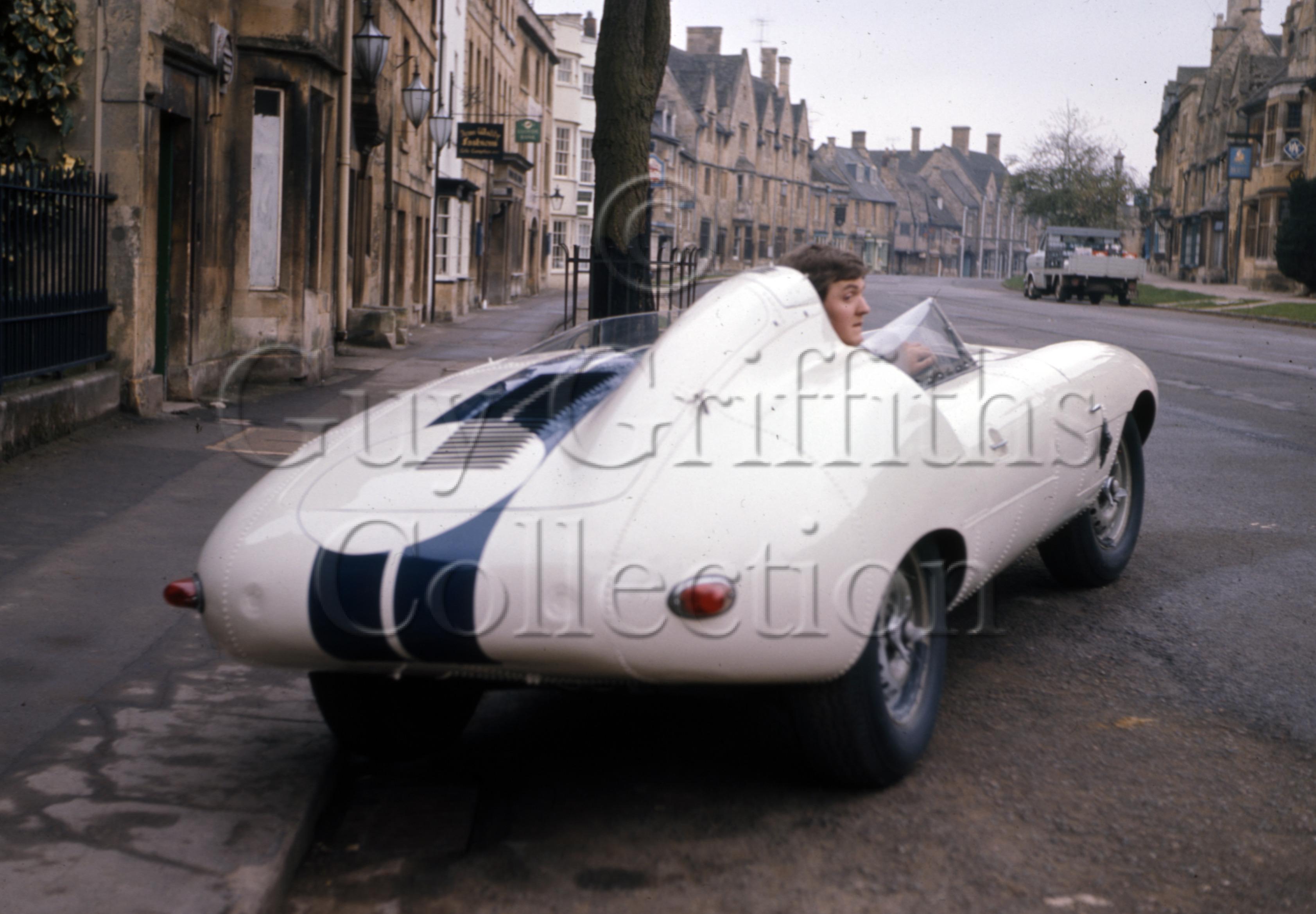 C-10-501–R-Woodley–Jaguar-E2A–Chipping-Campden–04-05-1969.jpg - Guy Griffiths Collection