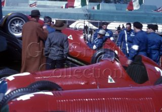 C-3-12–Alfa-Romeo-158–Silverstone–13-05-1950.jpg - Guy Griffiths Collection