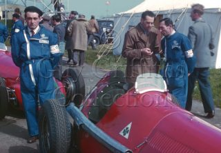 C-3-133–G-Ramponi–Alfa-Romeo-158–Silverstone–13-05-1950.jpg - Guy Griffiths Collection