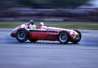 C-3-32–J-Fangio–Alfa-Romeo-158–Silverstone–14-07-1951.jpg - Guy Griffiths Collection