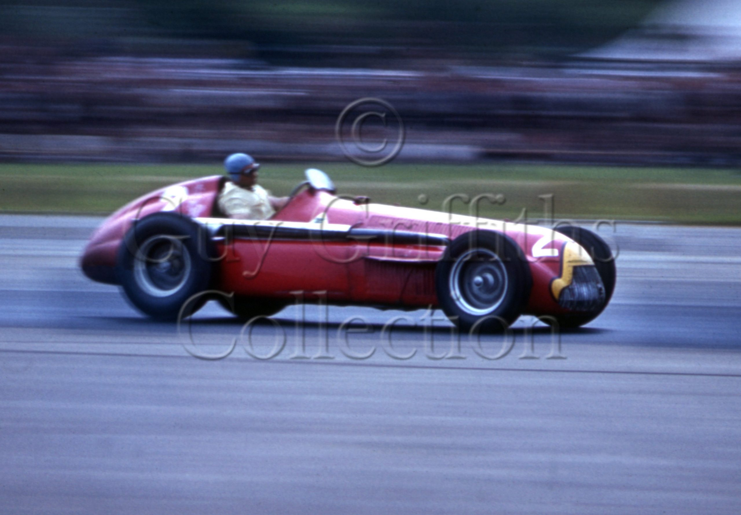 C-3-32–J-Fangio–Alfa-Romeo-158–Silverstone–14-07-1951.jpg - Guy Griffiths Collection