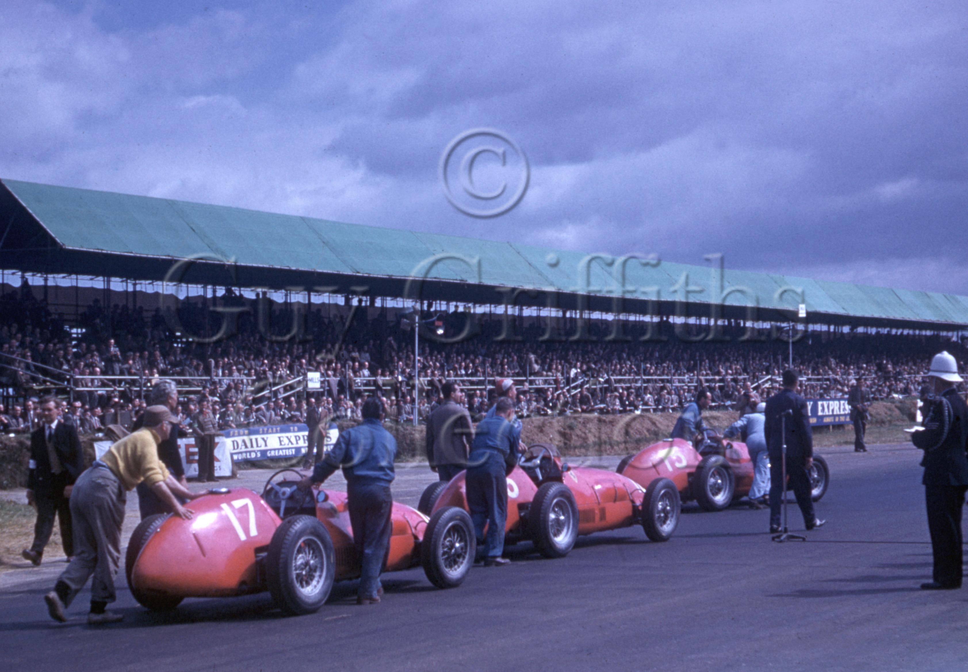 C-3-57–Ferrari-Team–Silverstone–19-07-1952.jpg - Guy Griffiths Collection