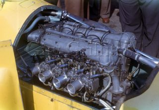 C-3-63–Ferrari-1980cc-Engine–Silverstone–09-05-1953.jpg - Guy Griffiths Collection