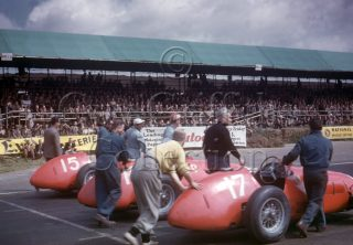 C-31-201–Ferrari-Team–Silverstone–19-07-1952.jpg - Guy Griffiths Collection