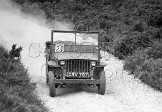 05-681–R-W-Faulkner–Willys-Jeep–Cockley-Hill–10-08-1947.jpg - Guy Griffiths Collection