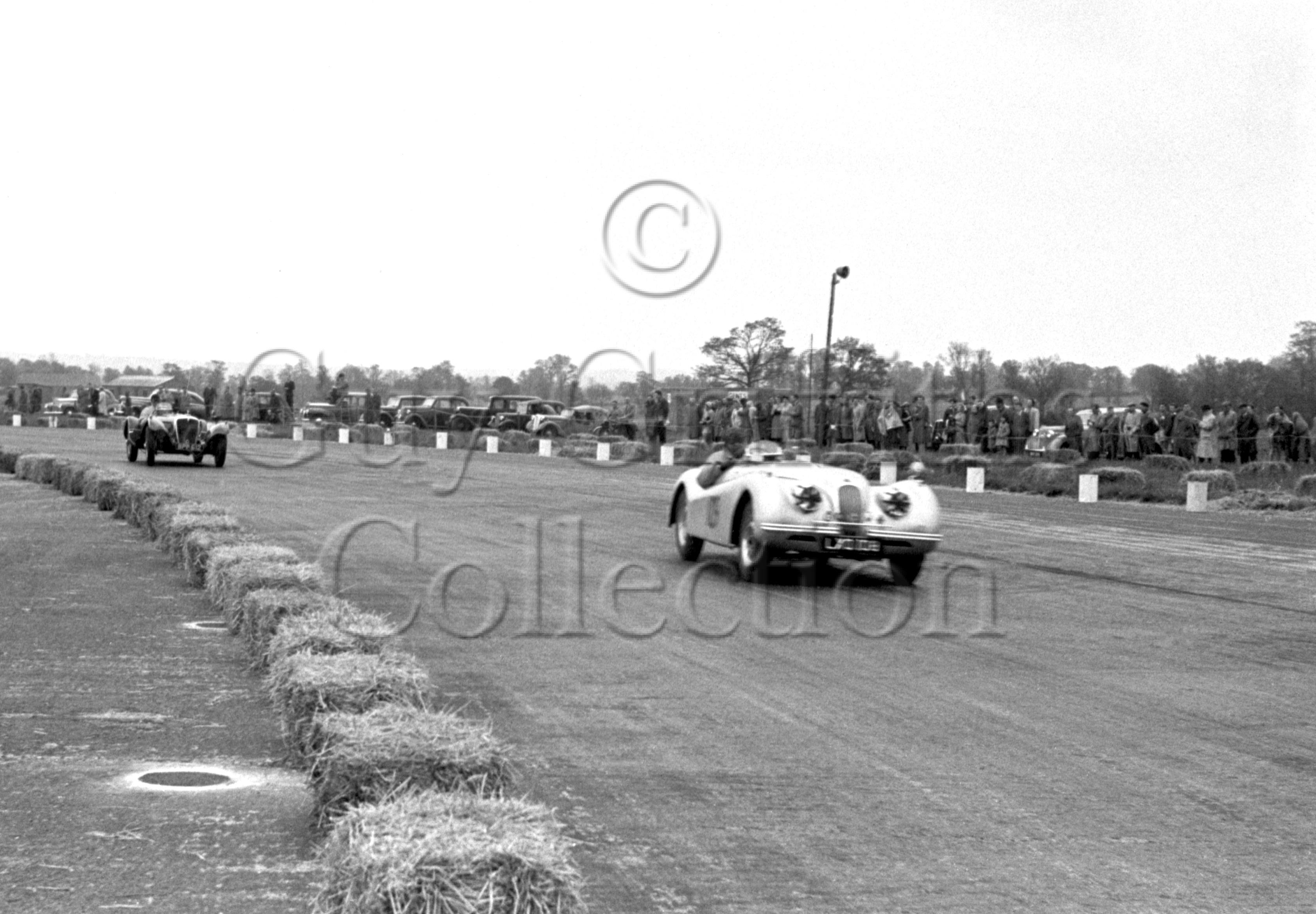 44-196–A-Hoffman–Jaguar–Boreham–26-05-1951.jpg - Guy Griffiths Collection