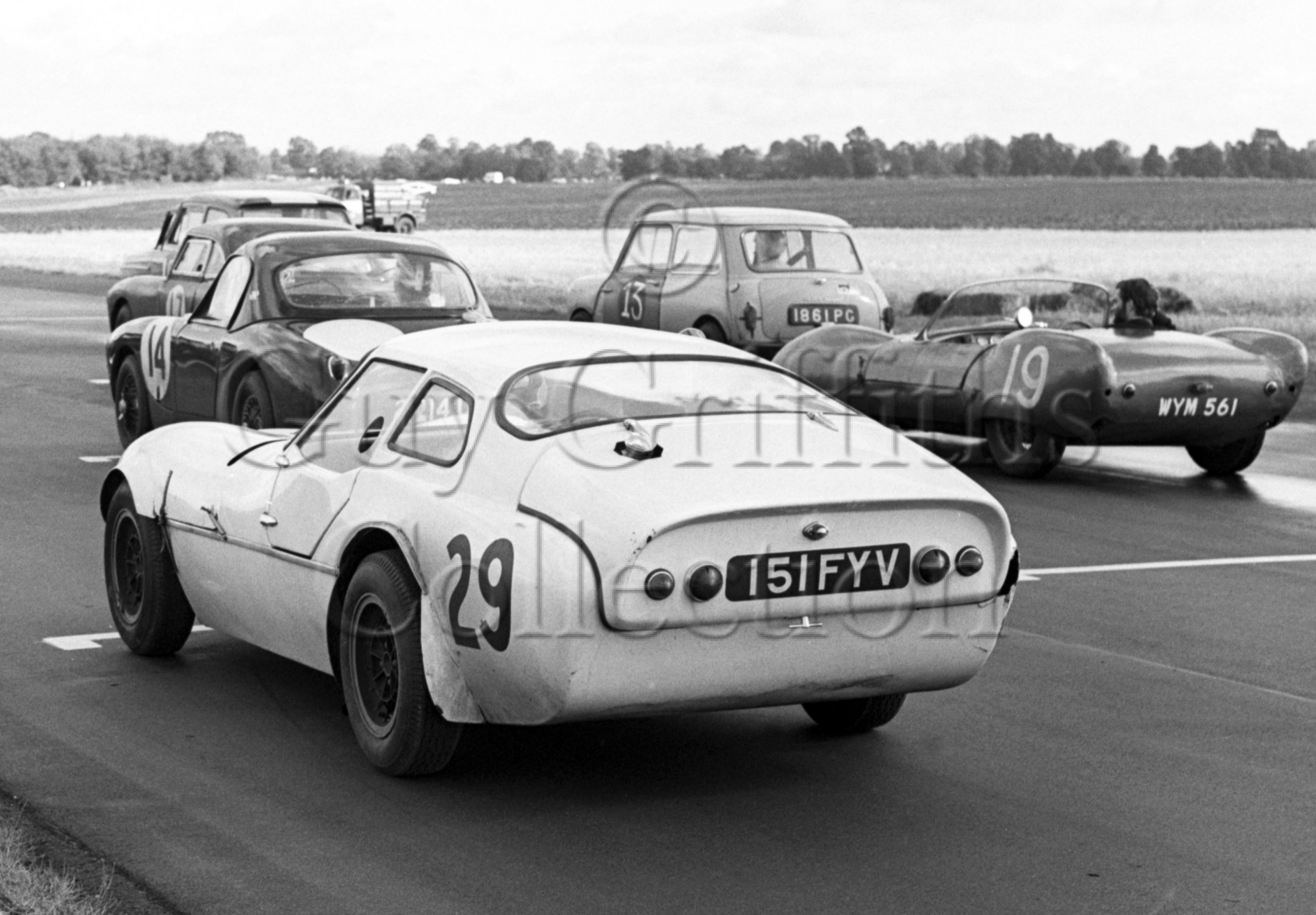 88-373–J-Marsh–Marcos-1148cc–Castle-Combe-10-10-1964.jpg - Guy Griffiths Collection