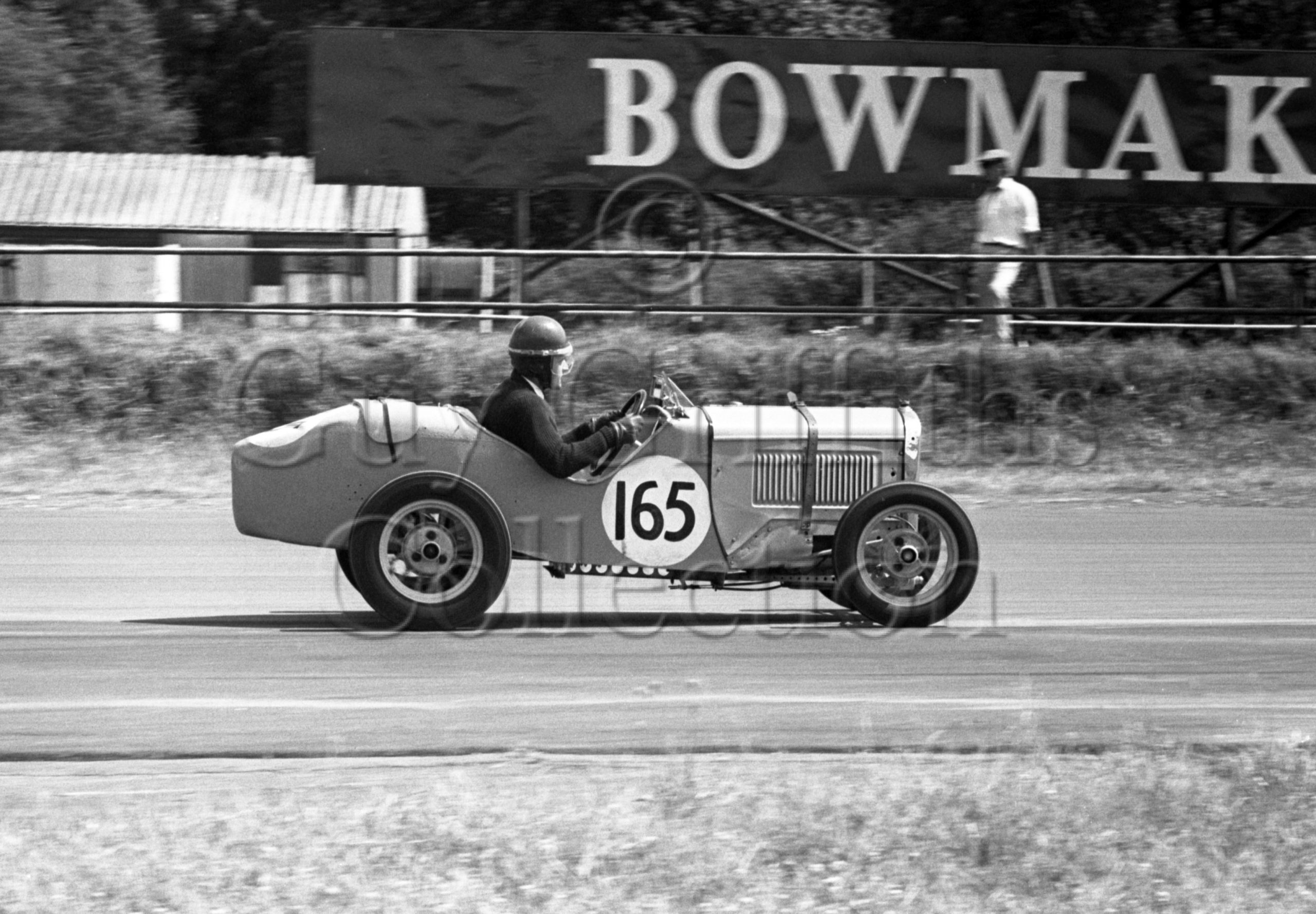 84-644–J-D-Rogers–Austin-Ulster–Silverstone–25-07-1964.jpg - Guy Griffiths Collection