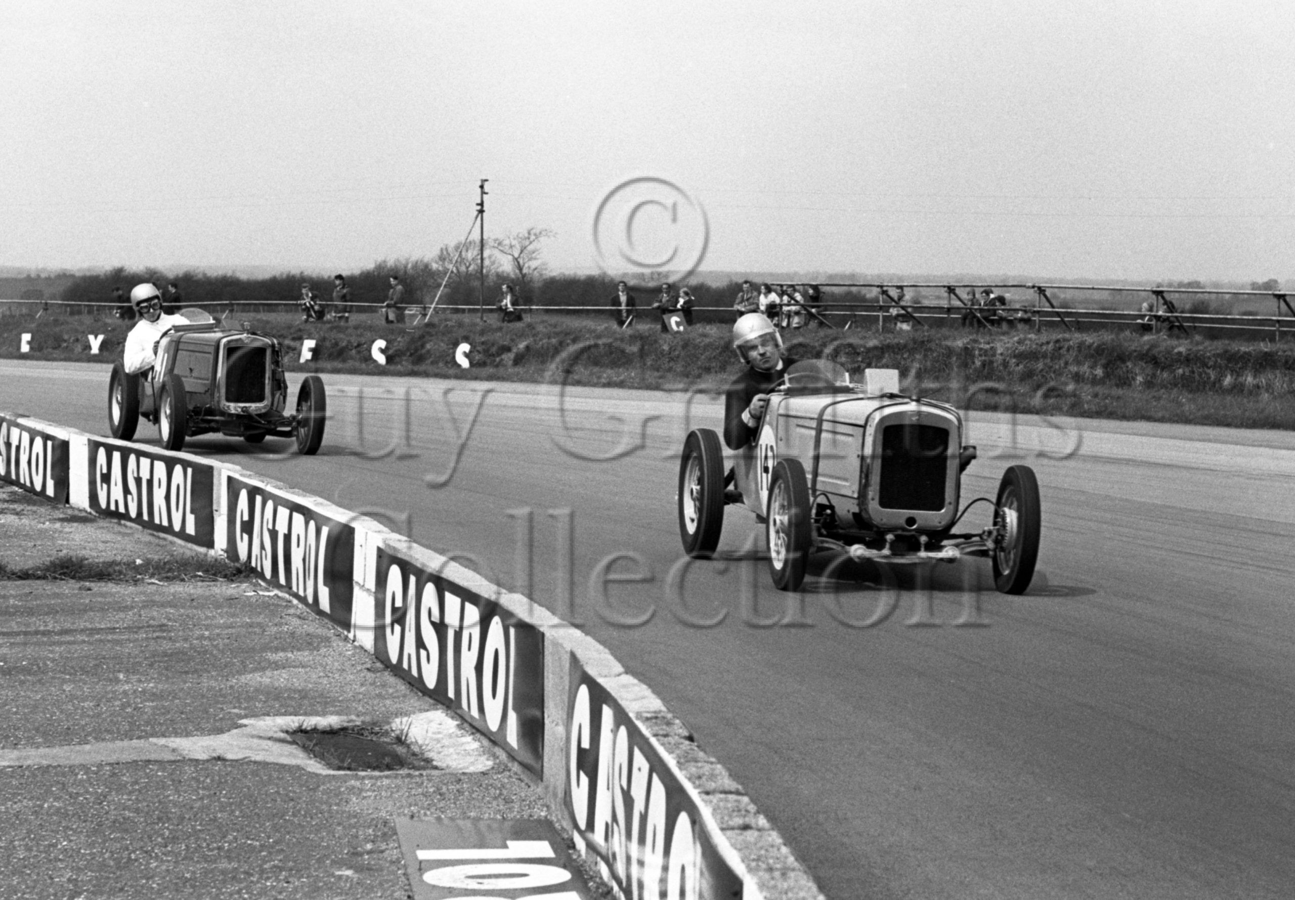 88-902–J-D-Rogers–Austin-Ulster–Silverstone–24-04-1965.jpg - Guy Griffiths Collection