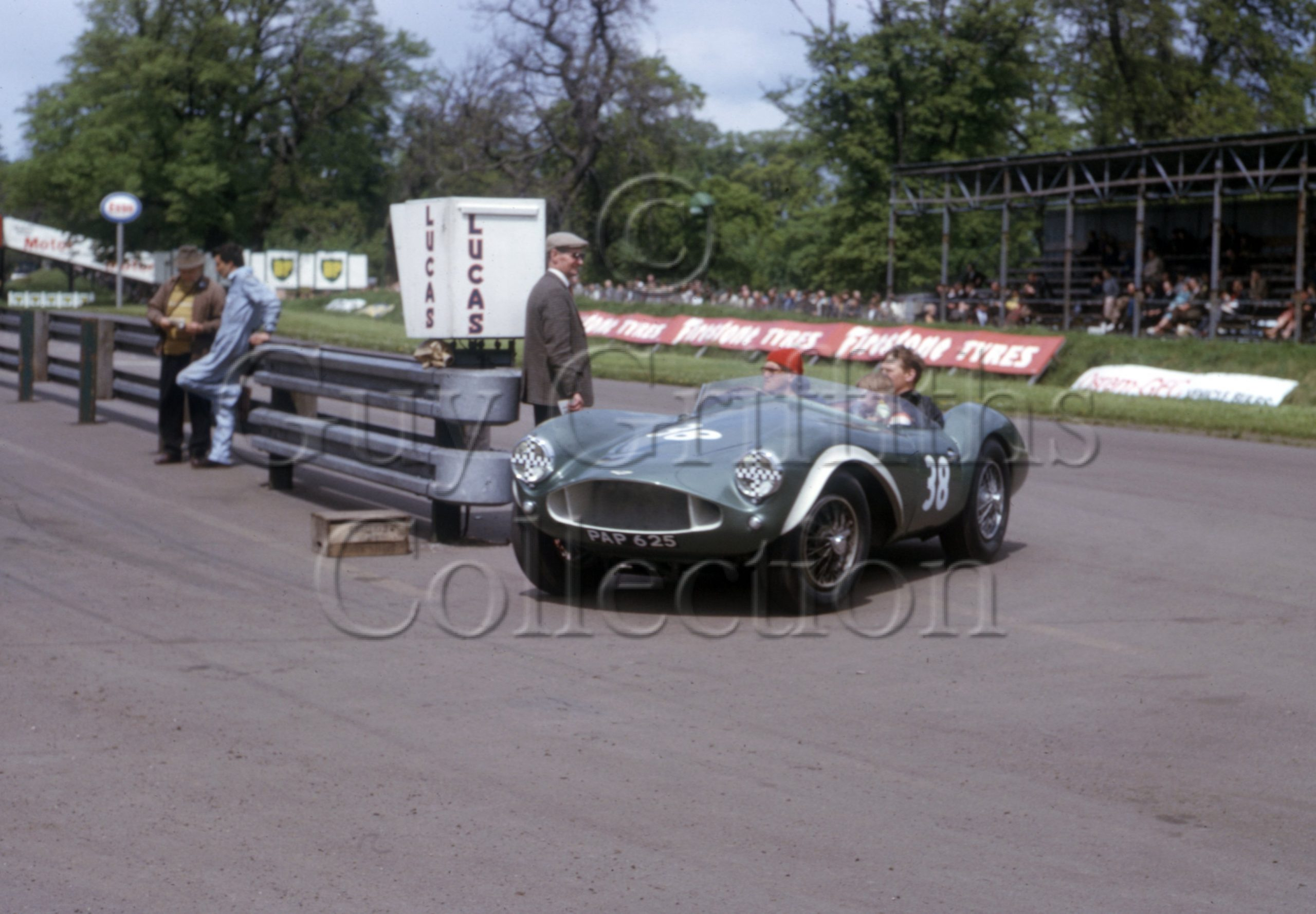 C-41-35–C-Aston–Aston-Martin-DB3S–Oulton-Park–29-05-1967.jpg - Guy Griffiths Collection