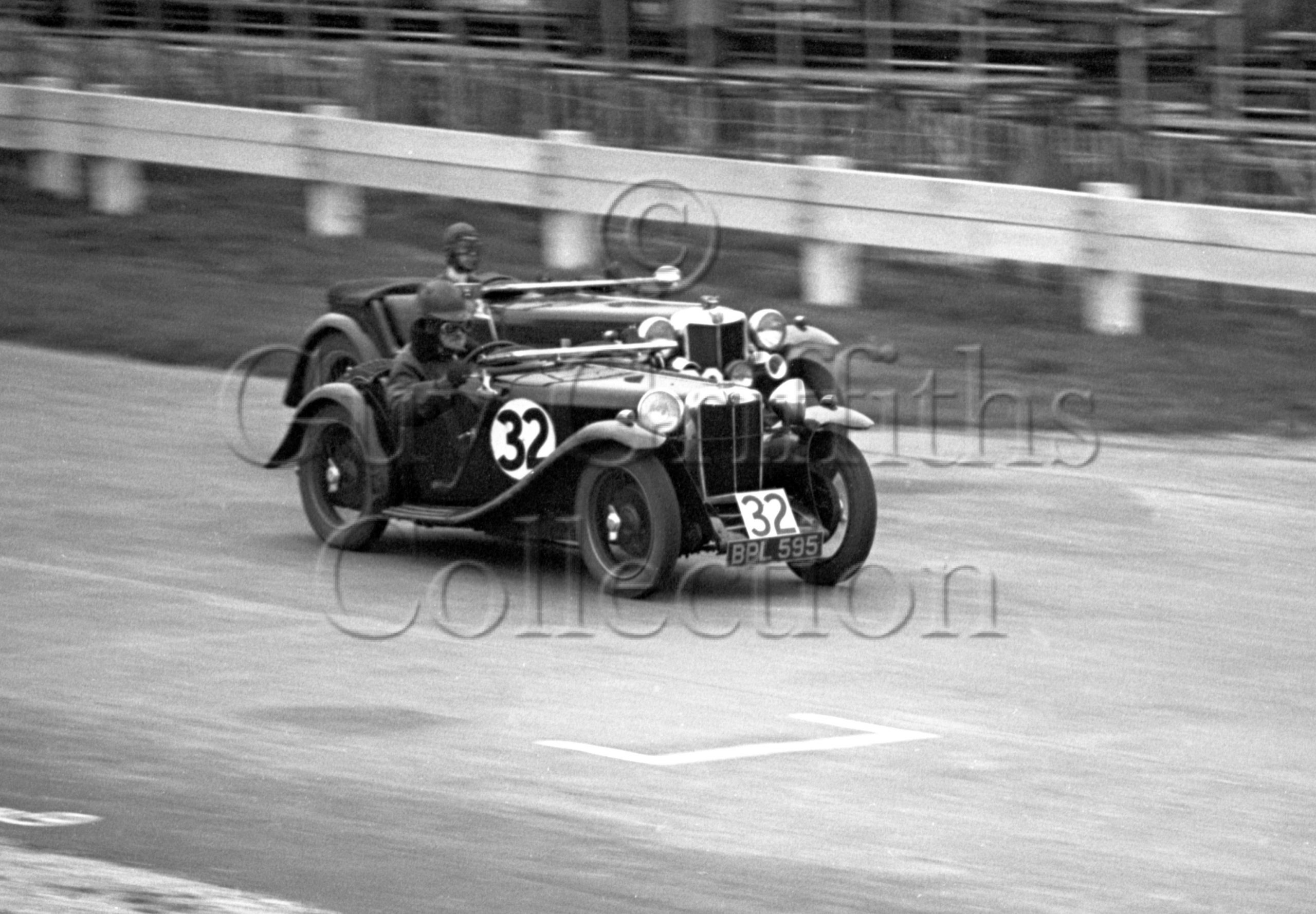 29-204–S-A-Mitchell–MG–Goodwood–06-05-1950.jpg - Guy Griffiths Collection