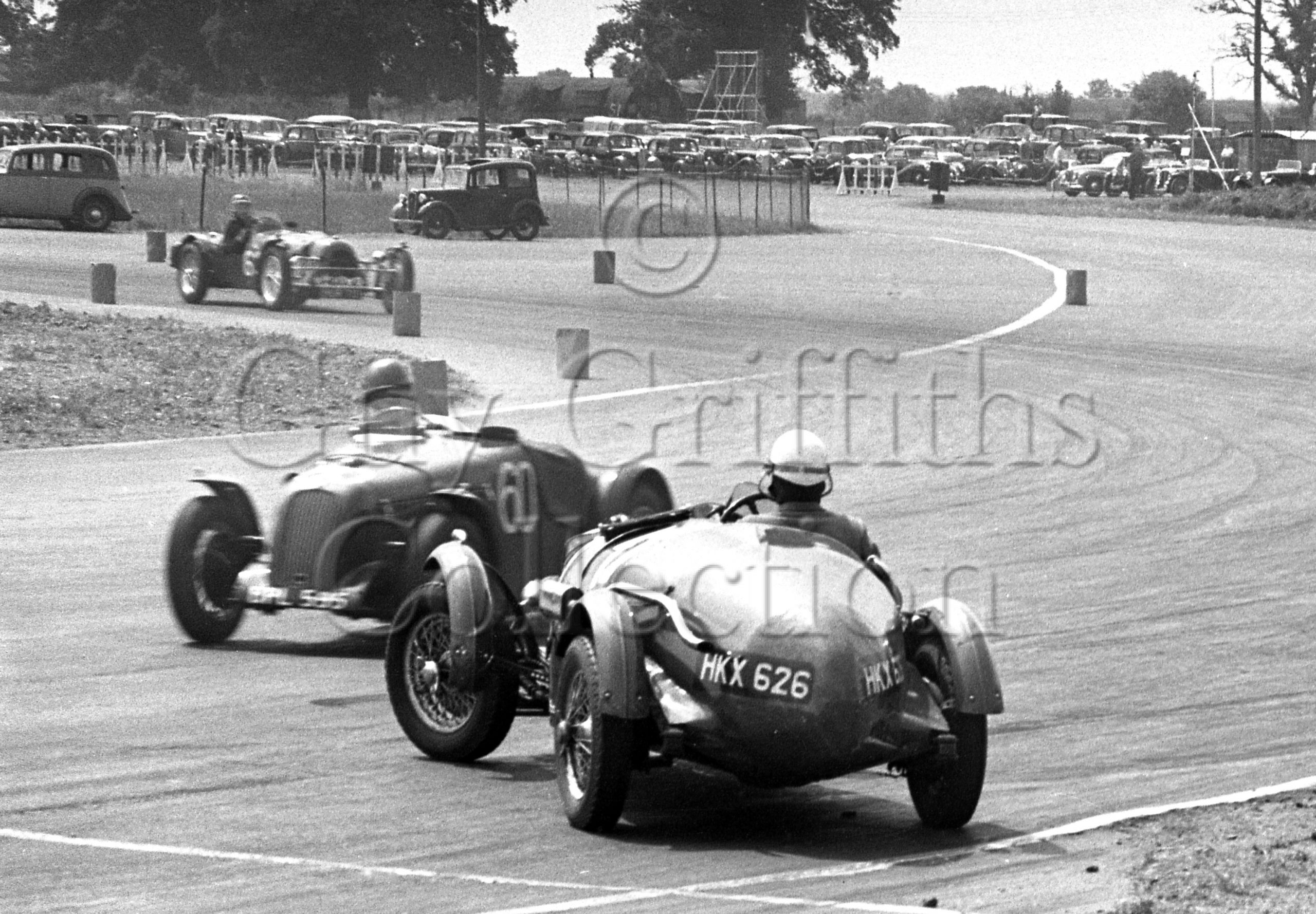 58-481–S-A-Mitchell-60–MG–Silverstone–26-07-1952.jpg - Guy Griffiths Collection