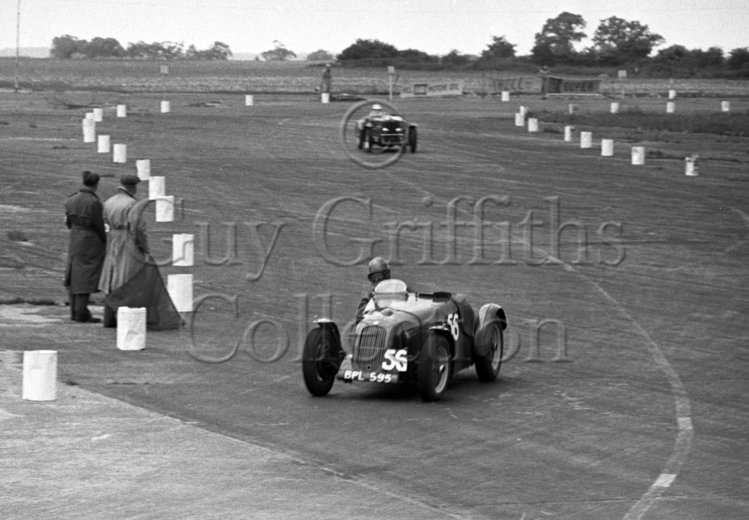 70-531–S-A-Mitchell–MG–Snetterton–30-05-1953.jpg - Guy Griffiths Collection