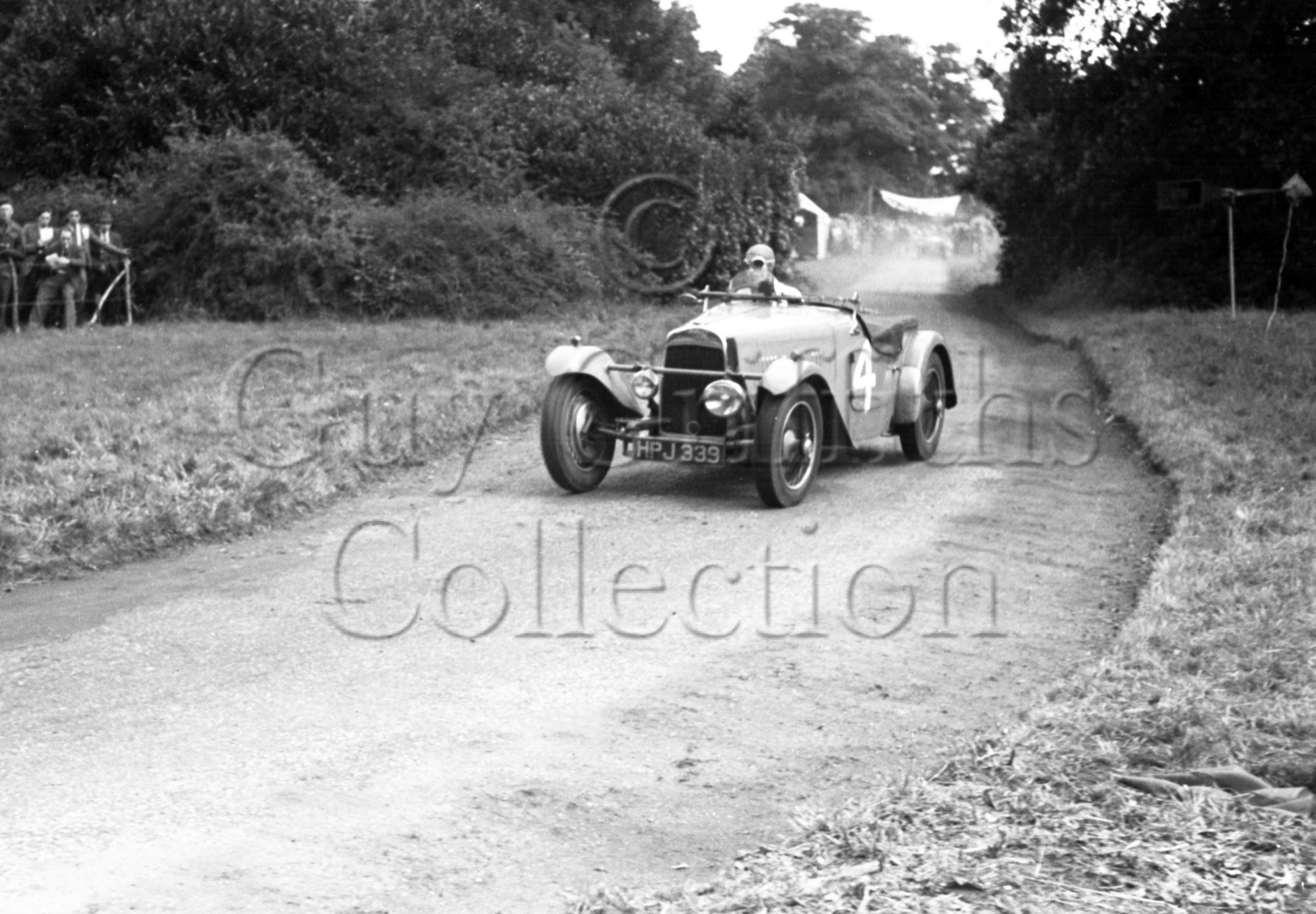 02-465–A-F-Rivers-Fletcher–HRG–West-Court-Speed-Trials–15-09-1946.jpg - Guy Griffiths Collection
