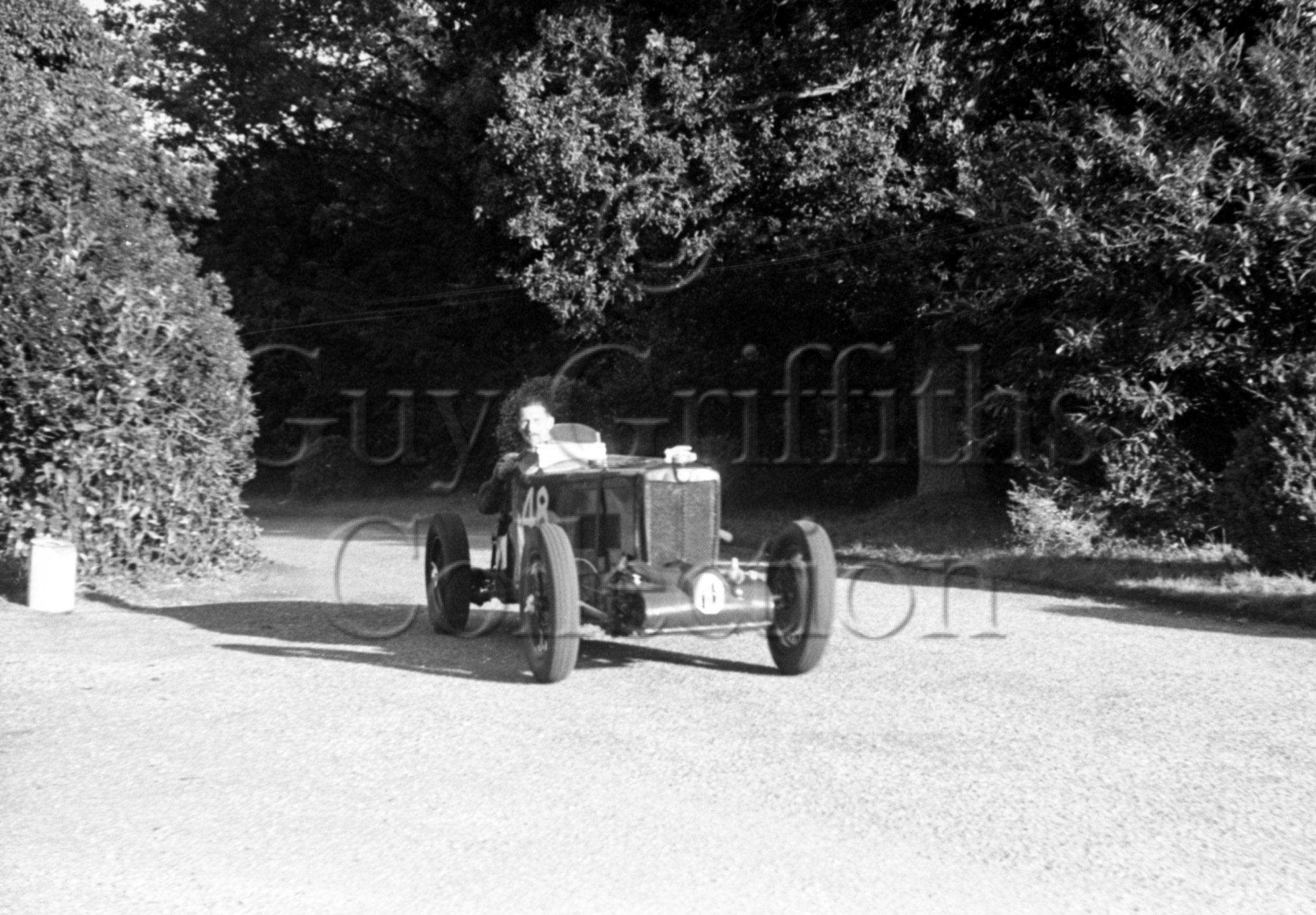 02-596–A-H-S-Fountain–MG–West-Court-Speed-Trials–15-09-1946.jpg - Guy Griffiths Collection