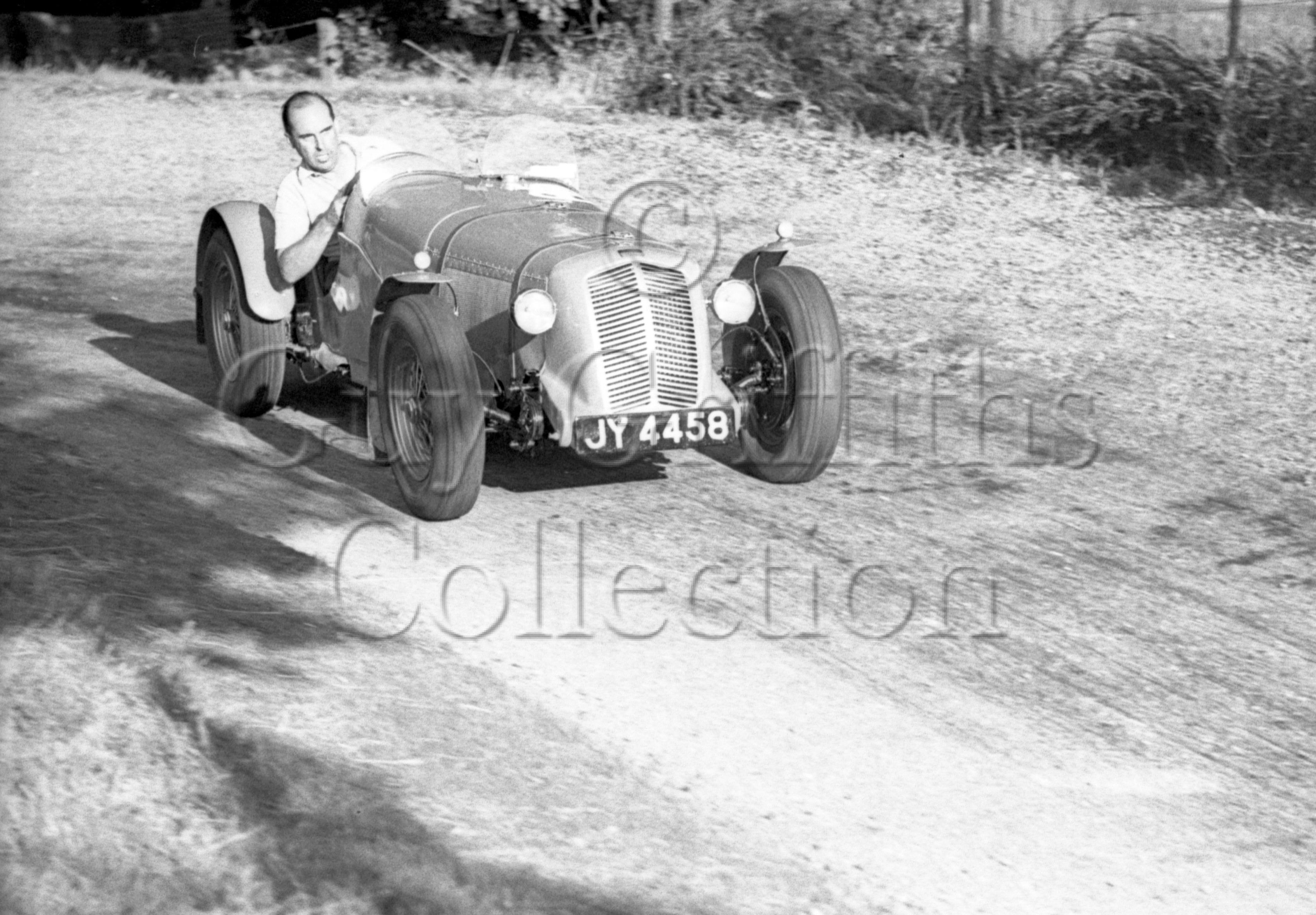 21-494–G-Parker–Jaguette-Special–Great-Auclum–14-08-1949.jpg - Guy Griffiths Collection
