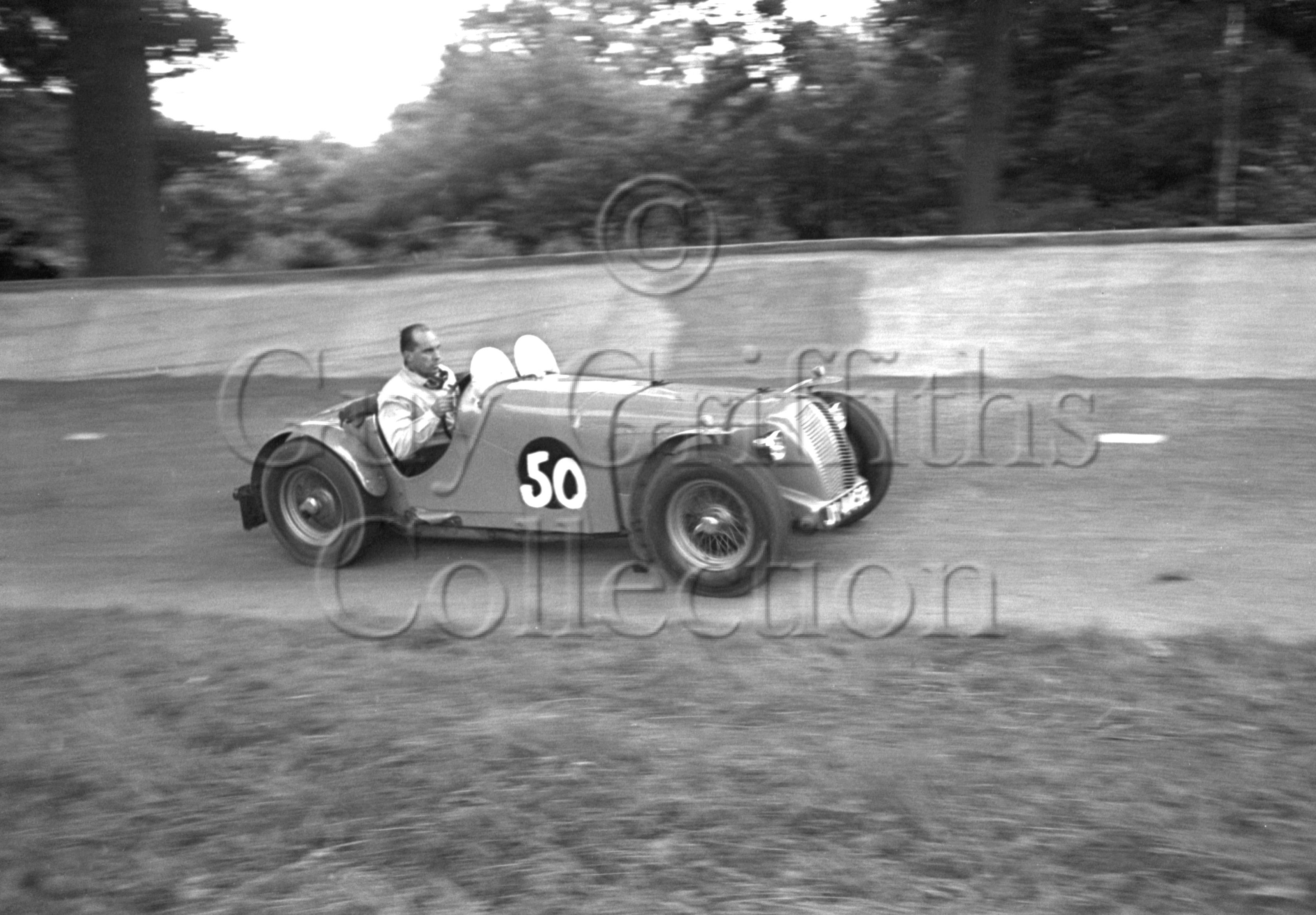 34-181–G-D-Parker–Jaguette–Great-Auclum–23-07-1950.jpg - Guy Griffiths Collection