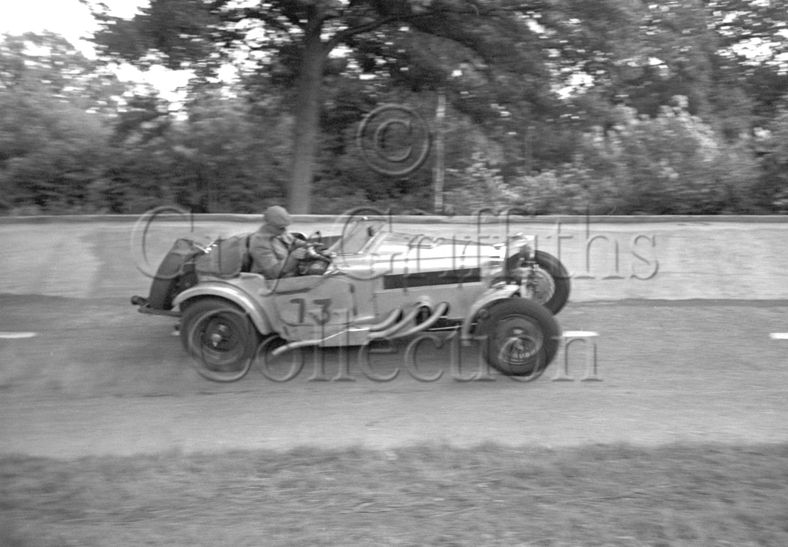 34-192–A-W-Francis–HRG-Mercury–Great-Auclum–23-07-1950.jpg - Guy Griffiths Collection