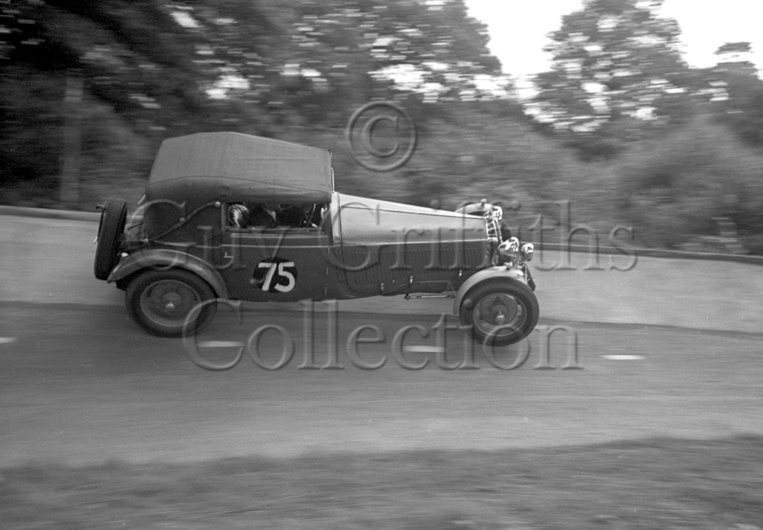 34-194–D-H-C-Hull–Alfa-Romeo–Great-Auclum–23-07-1950.jpg - Guy Griffiths Collection