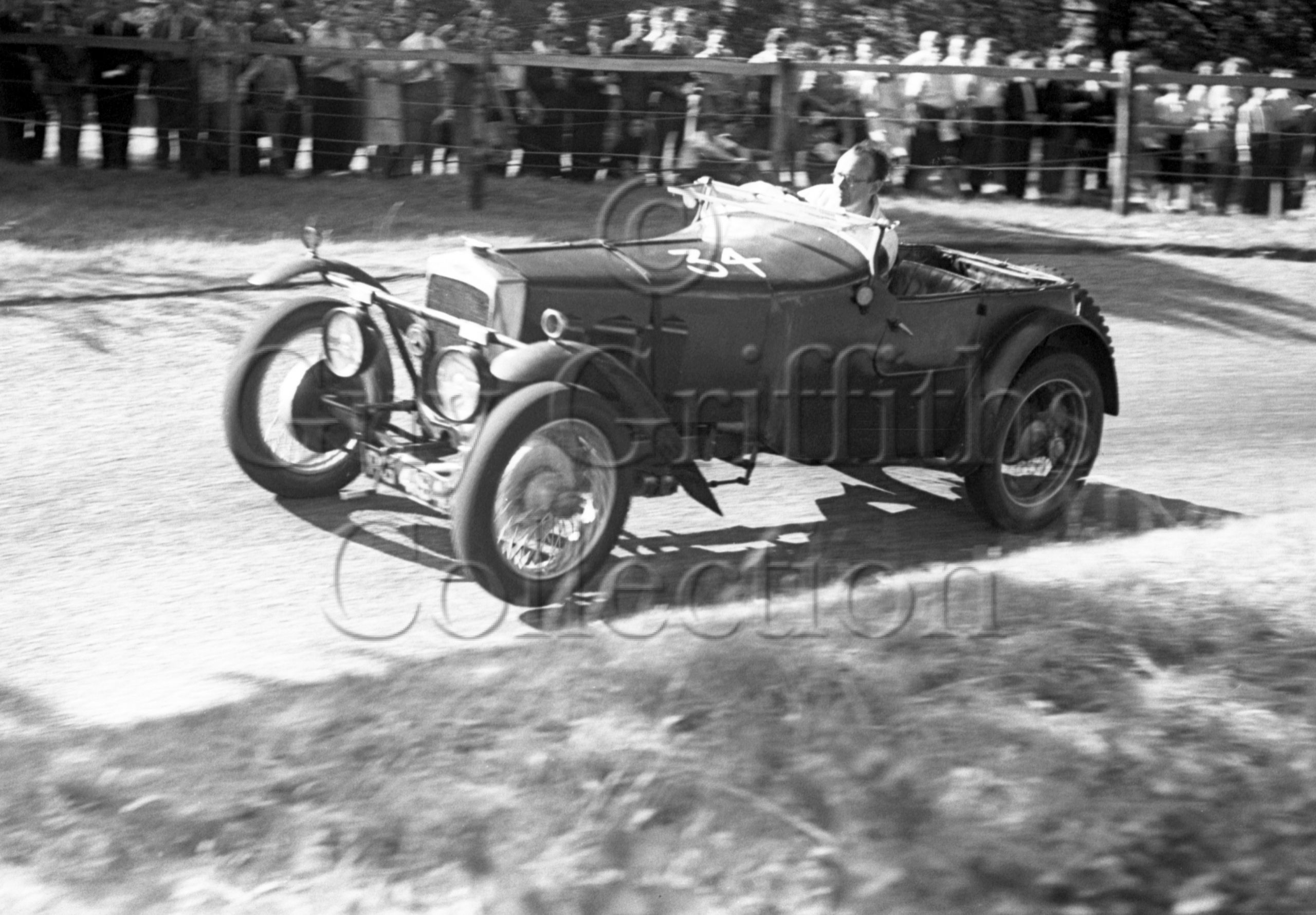 5-565–W-H-Arklay–Frazer-Nash–Great-Auclum–25-07-1948.jpg - Guy Griffiths Collection