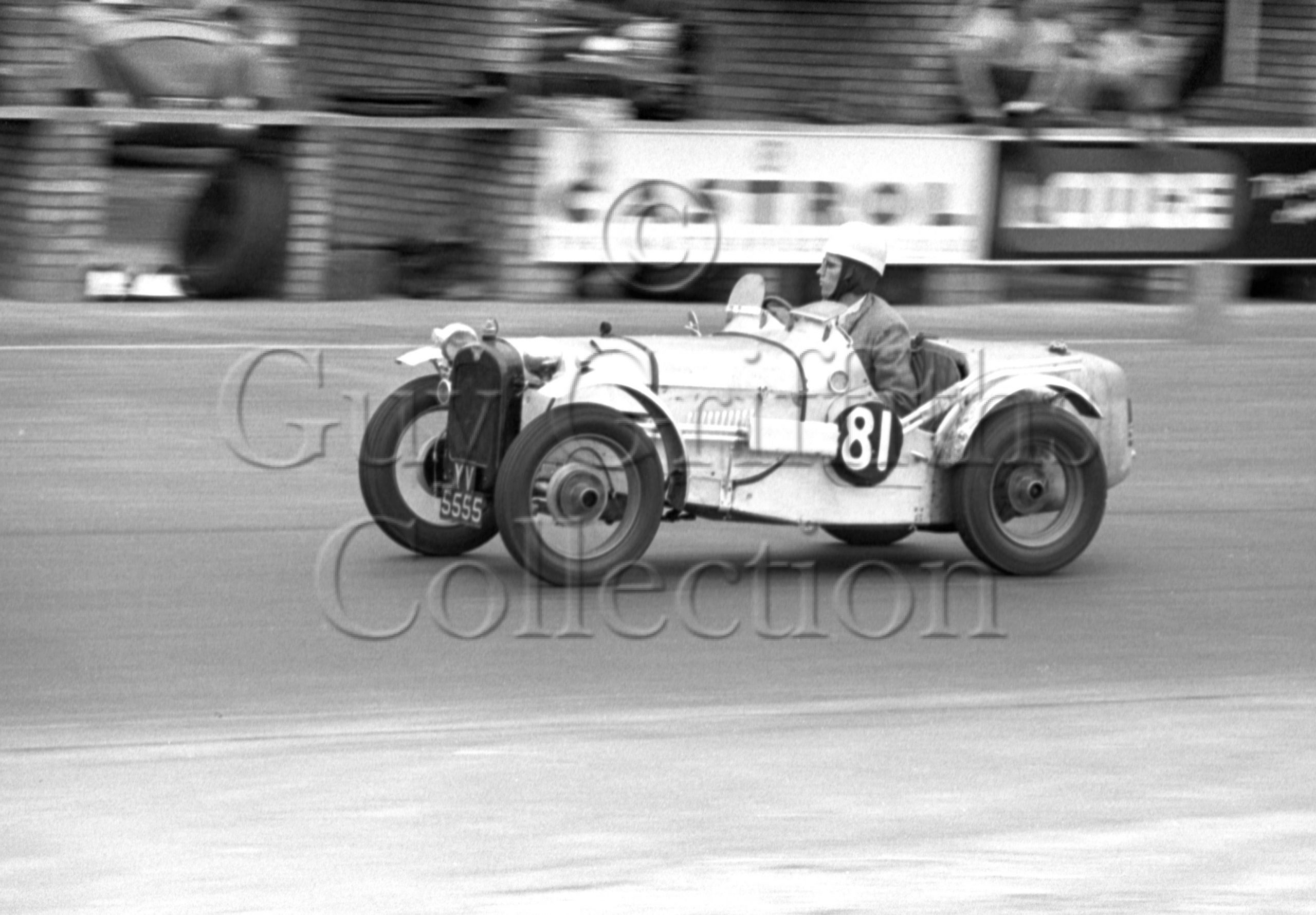 58-353–D-Lincoln–Austin-Sports–YV-5555–Silverstone-26-07-1952.jpg - Guy Griffiths Collection
