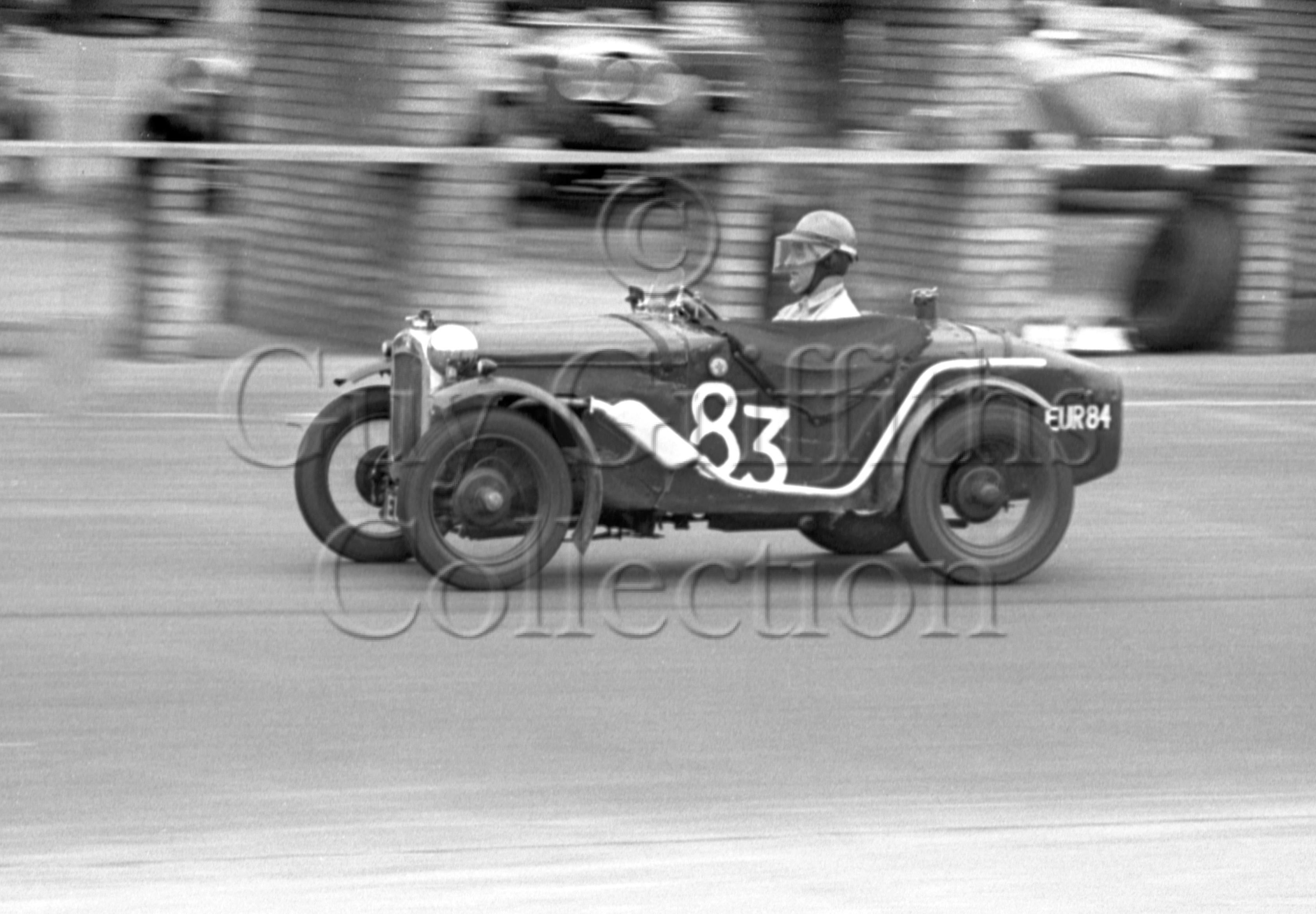 58-354–G-Pinkerton–Austin-Sports–EUR-84–Silverstone-26-07-1952.jpg - Guy Griffiths Collection